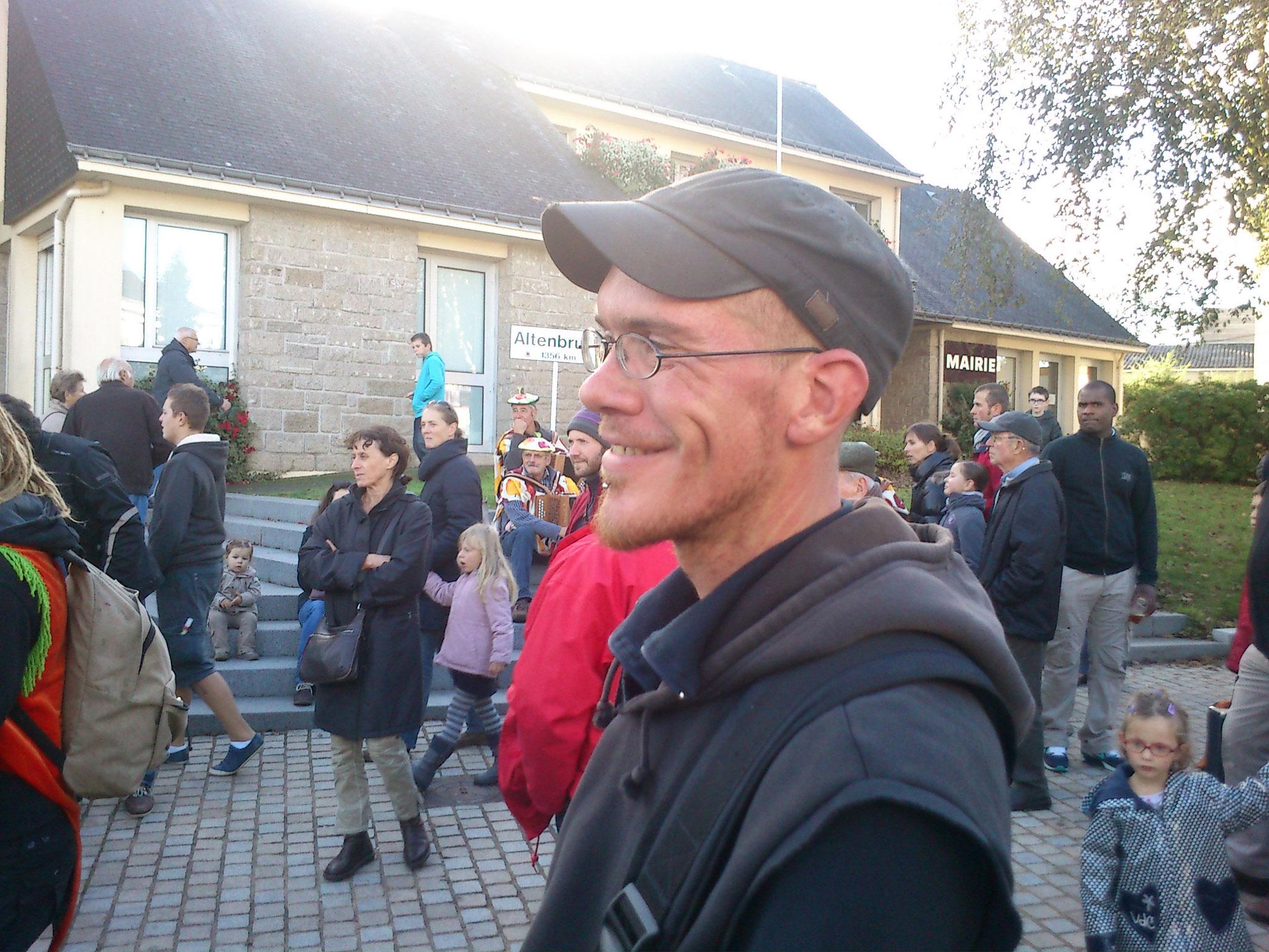 Fête de la pomme à Sulniac, 2012