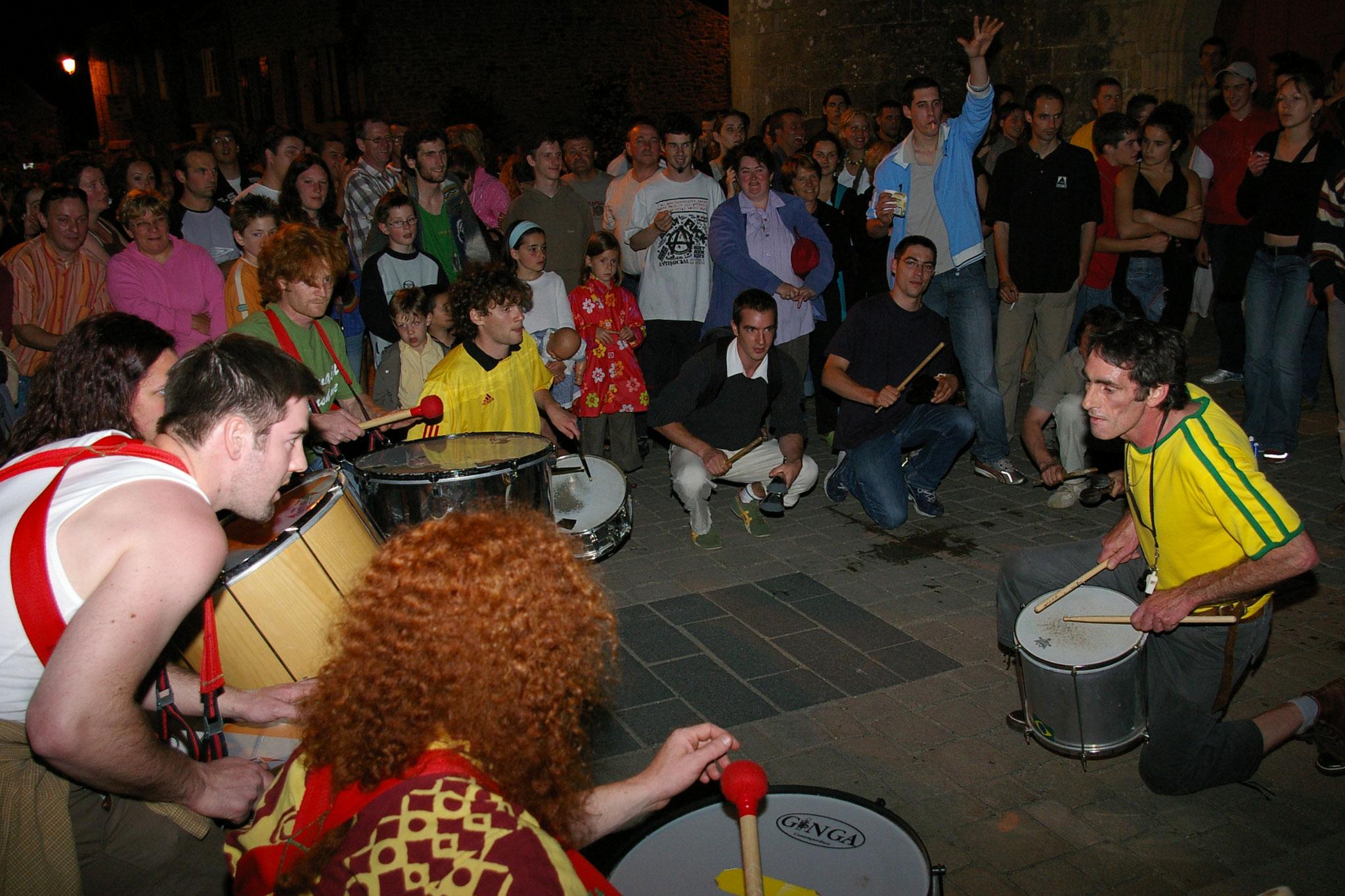 Fête de la musique de Le Guerno, 2006
