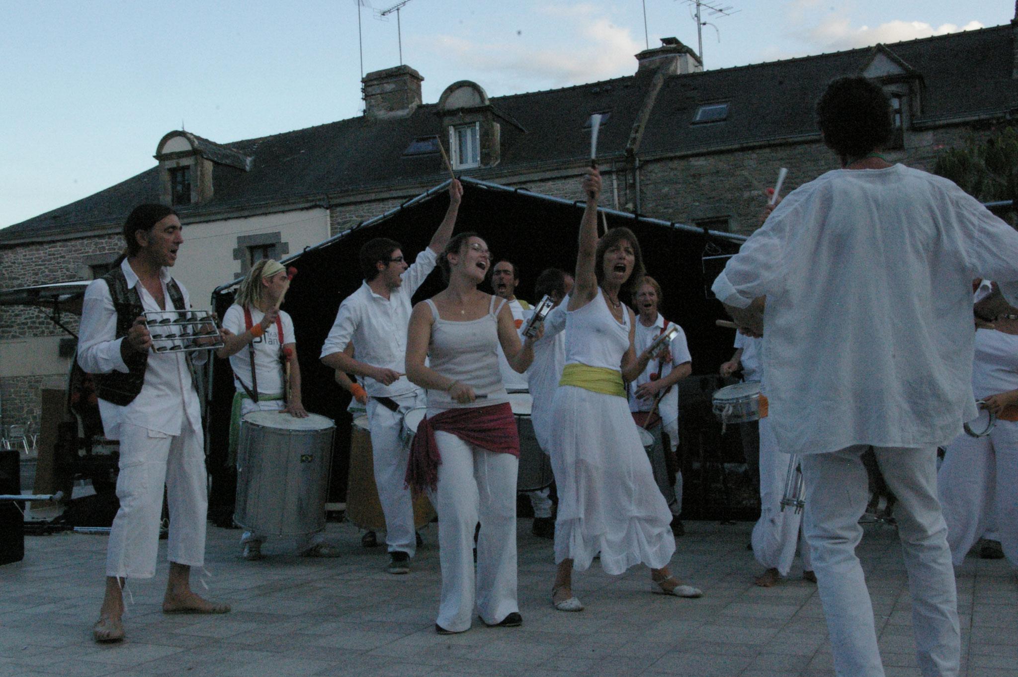 Fête de la musique, Questembert, 2009