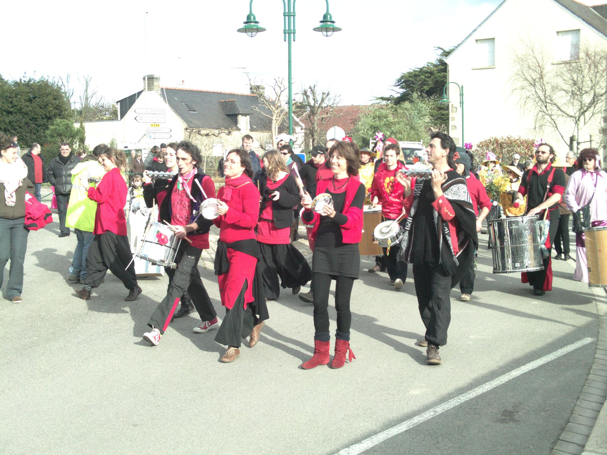 Carnaval d'Arzon, 2011