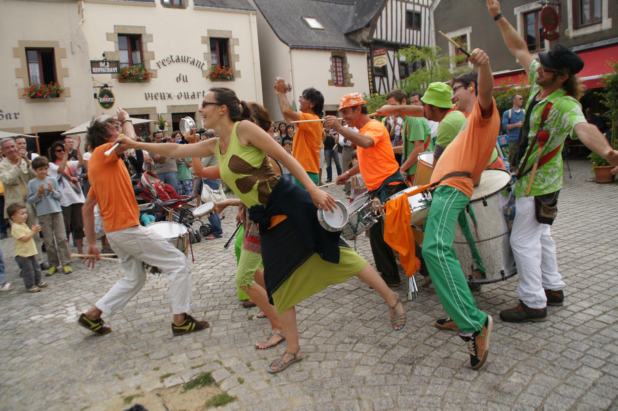 La Roche-Bernard, 2011