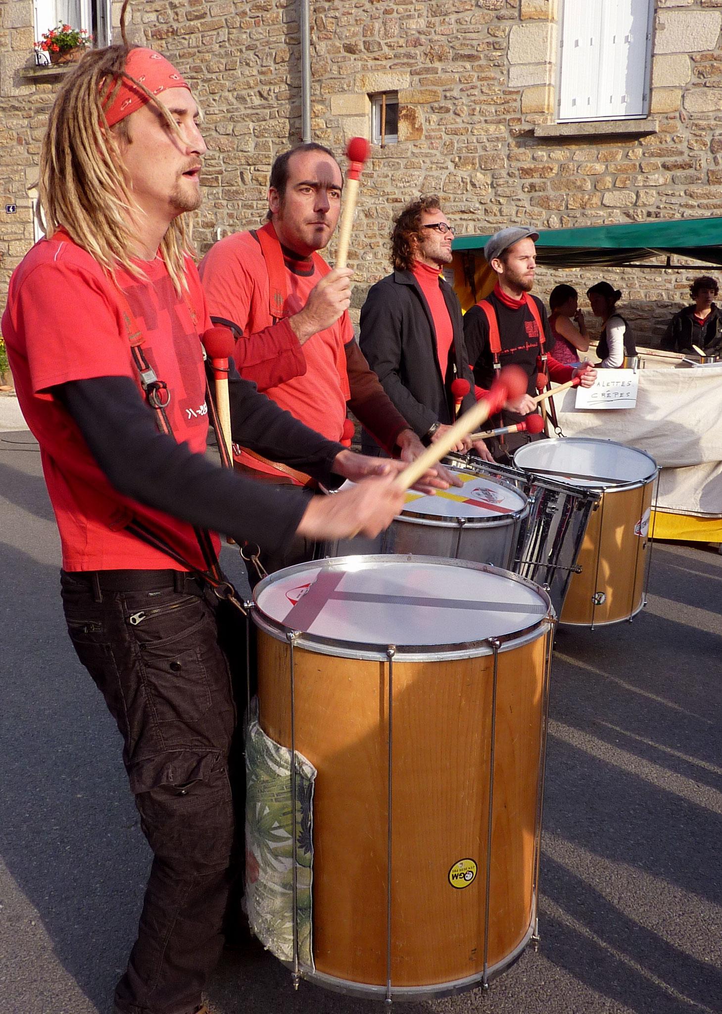 Fête de la musique de Molac, 2011