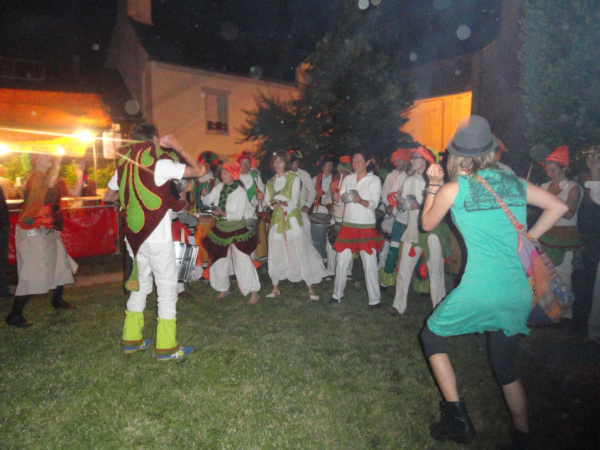 Fête de la musique à Questembert, 2012