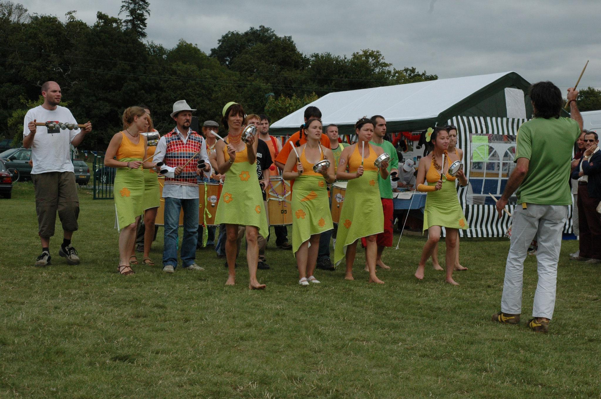 Fête de l'huitre, Arradon, 2007