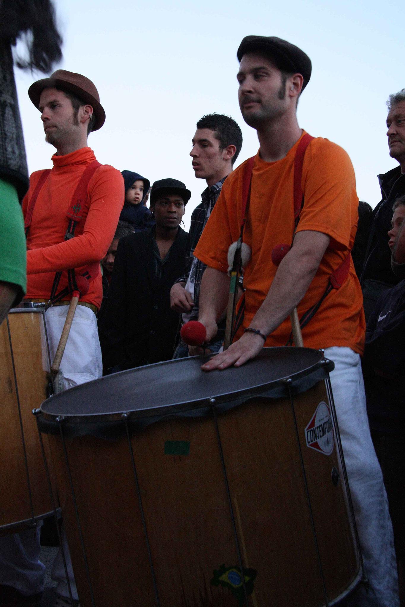 Fête de la musique de Vannes, 2011