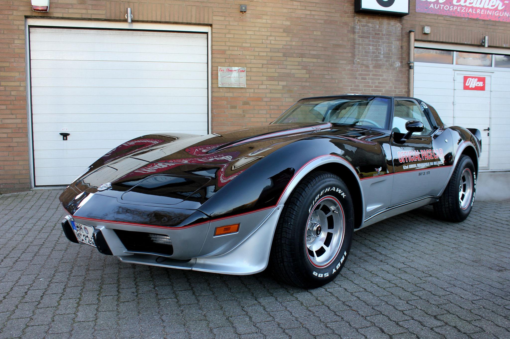 Corvette Stingray Pacecar