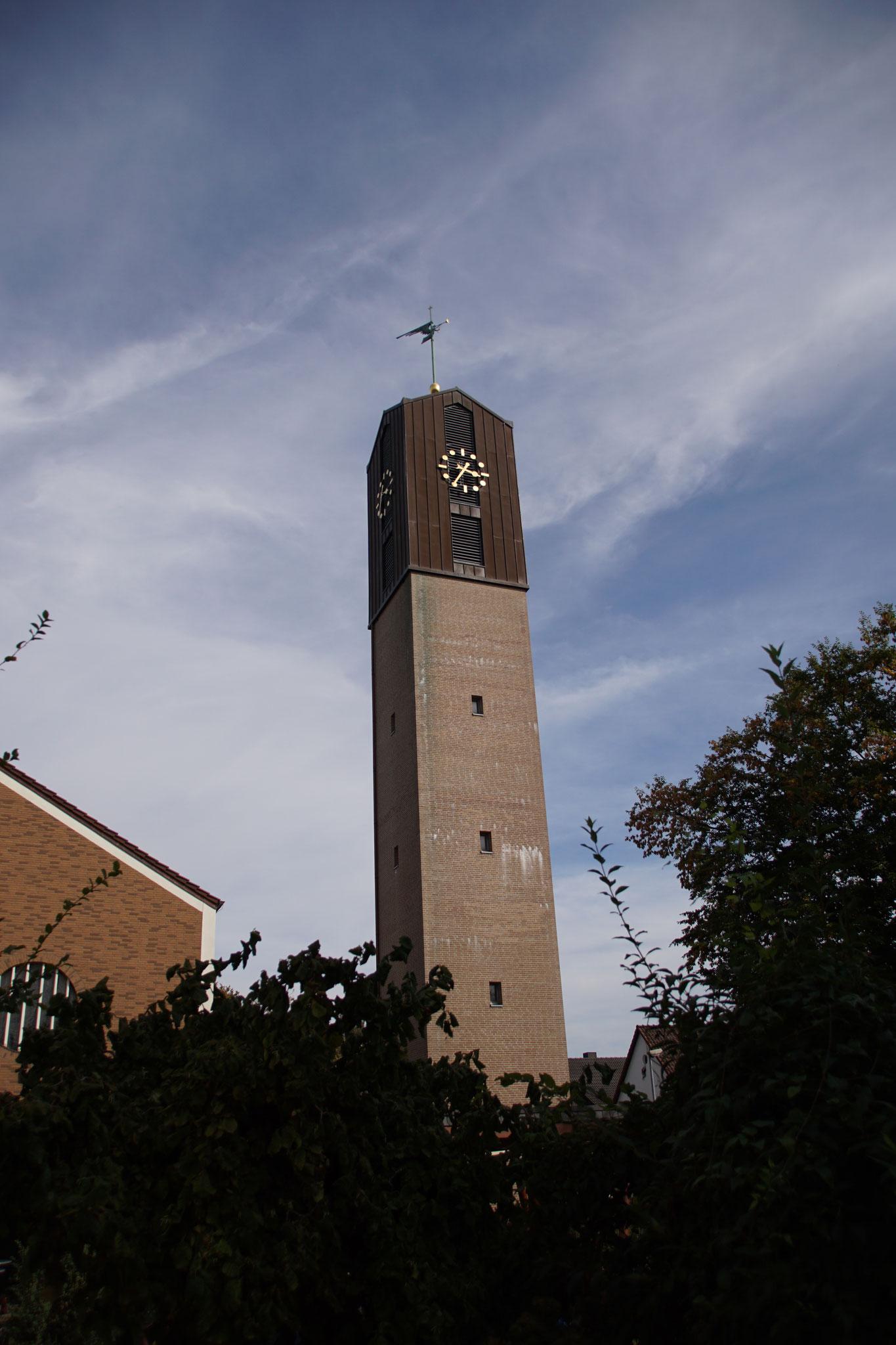 Unser Kirchturm St.Paulus