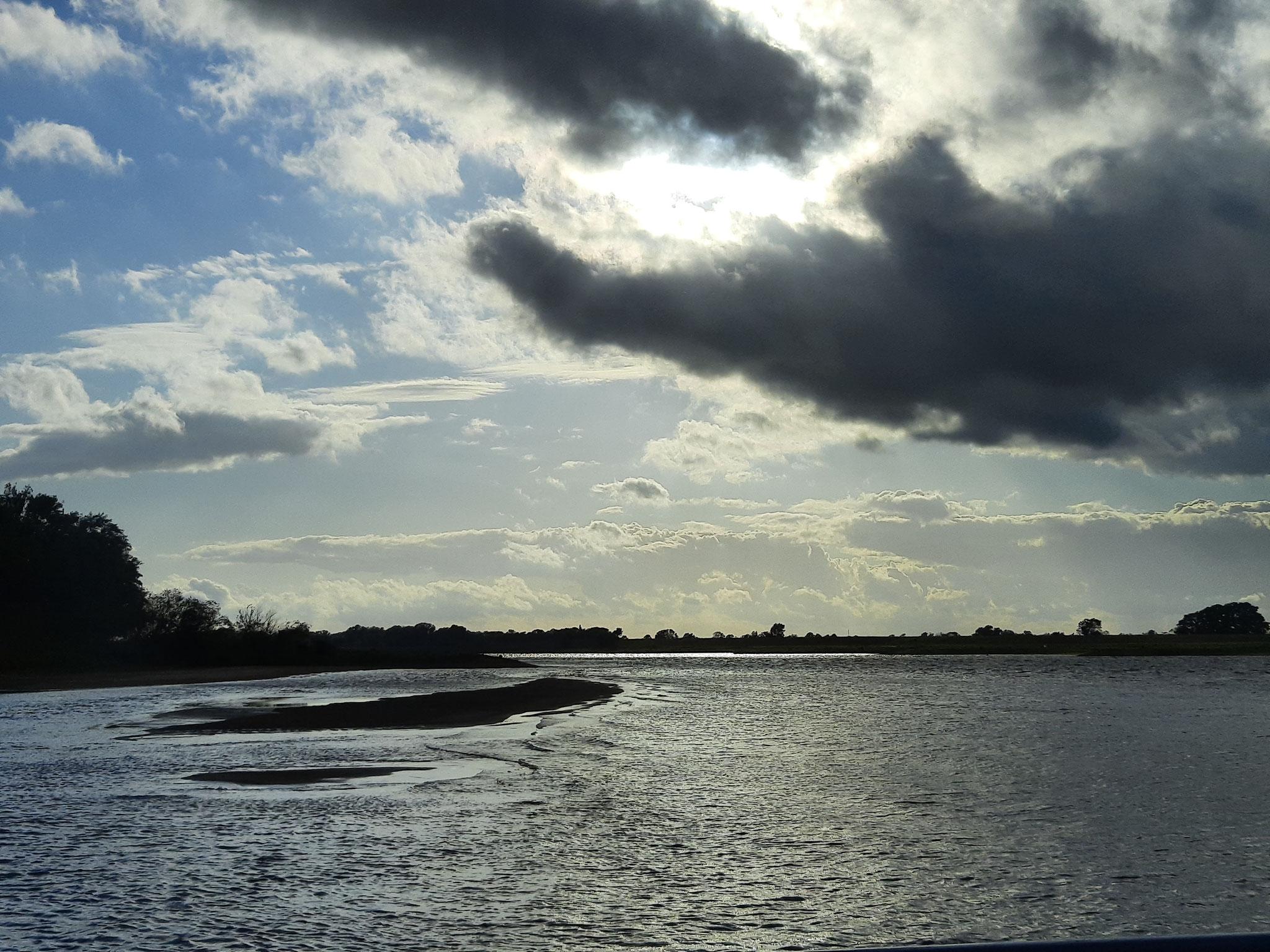 An der Elbe. Foto: J. de Gruyter