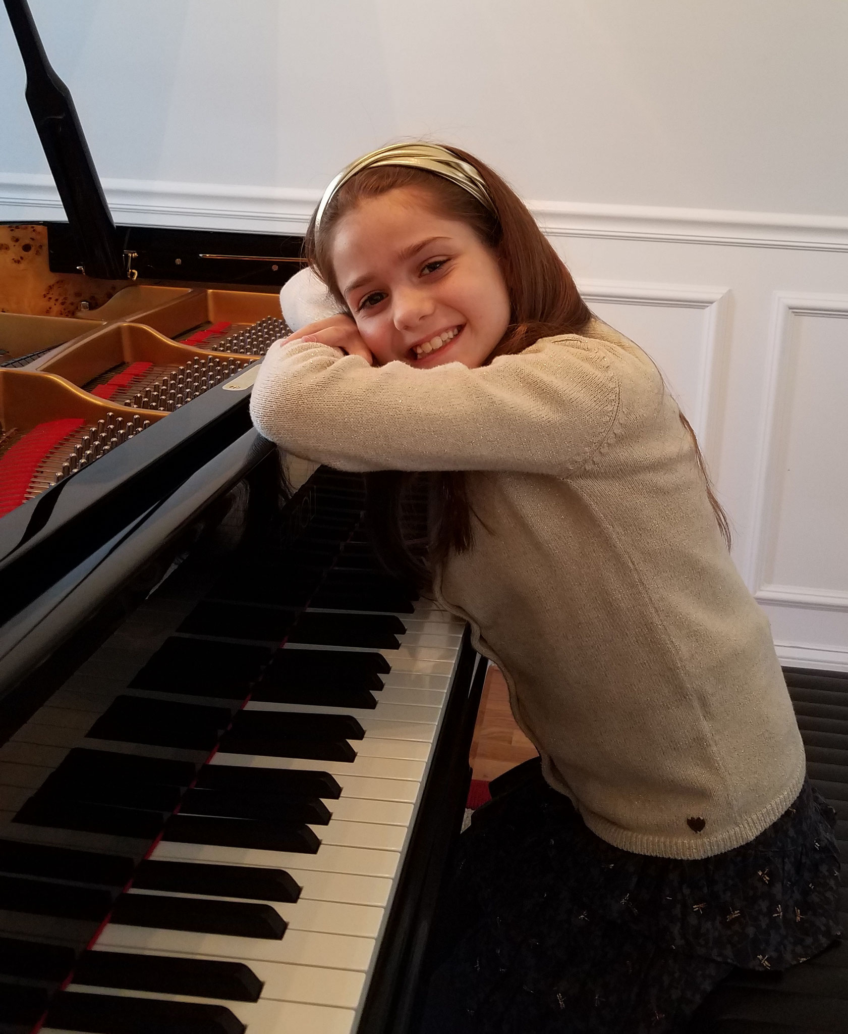 ANNA PLANO PASSED THE RSCM AMERICA EXAM 1st LEVEL! Holliston, MA - USA