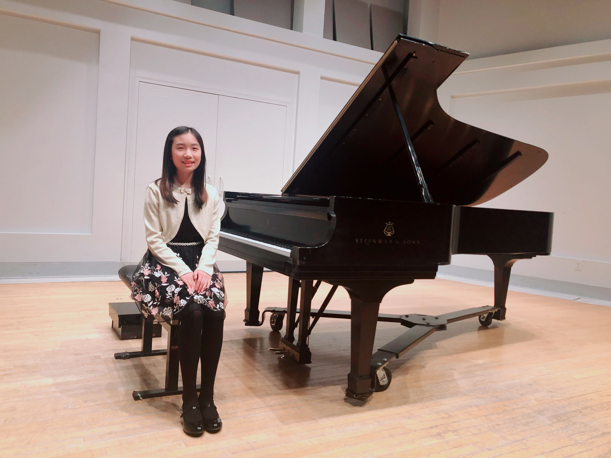 SUYEON HEO WON 1st PRIZE AT THE ELITE INTERNATIONAL PIANO COMPETITION!