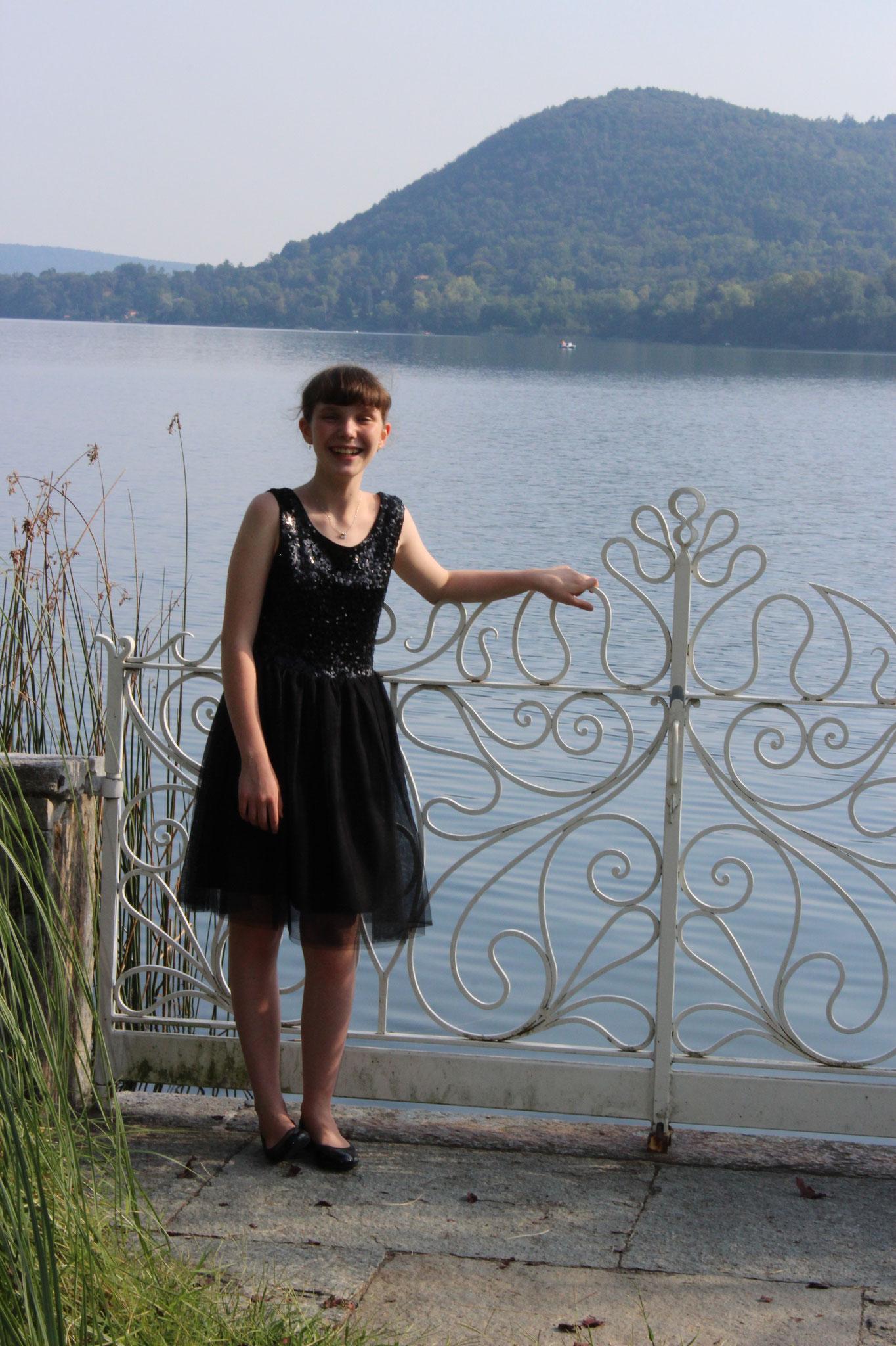 "ANNA CATERINA BINDA WON 1st PRIZE AT THE INTERNATIONAL PIANO COMPETITION  ""CITY OF STRADELLA""  - MARIANO DALLAPE' PRIZE - ITALY"