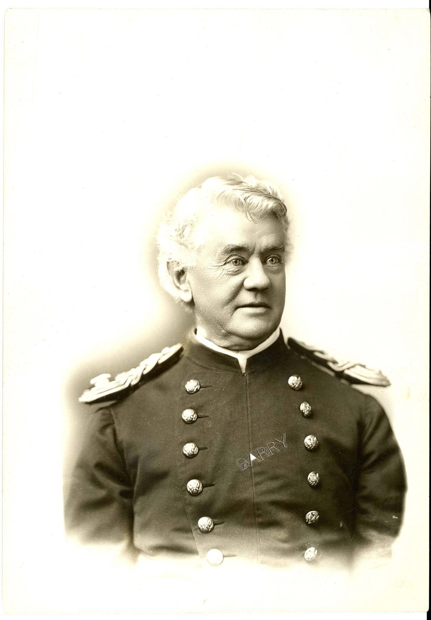 Captain Frederick Benteen