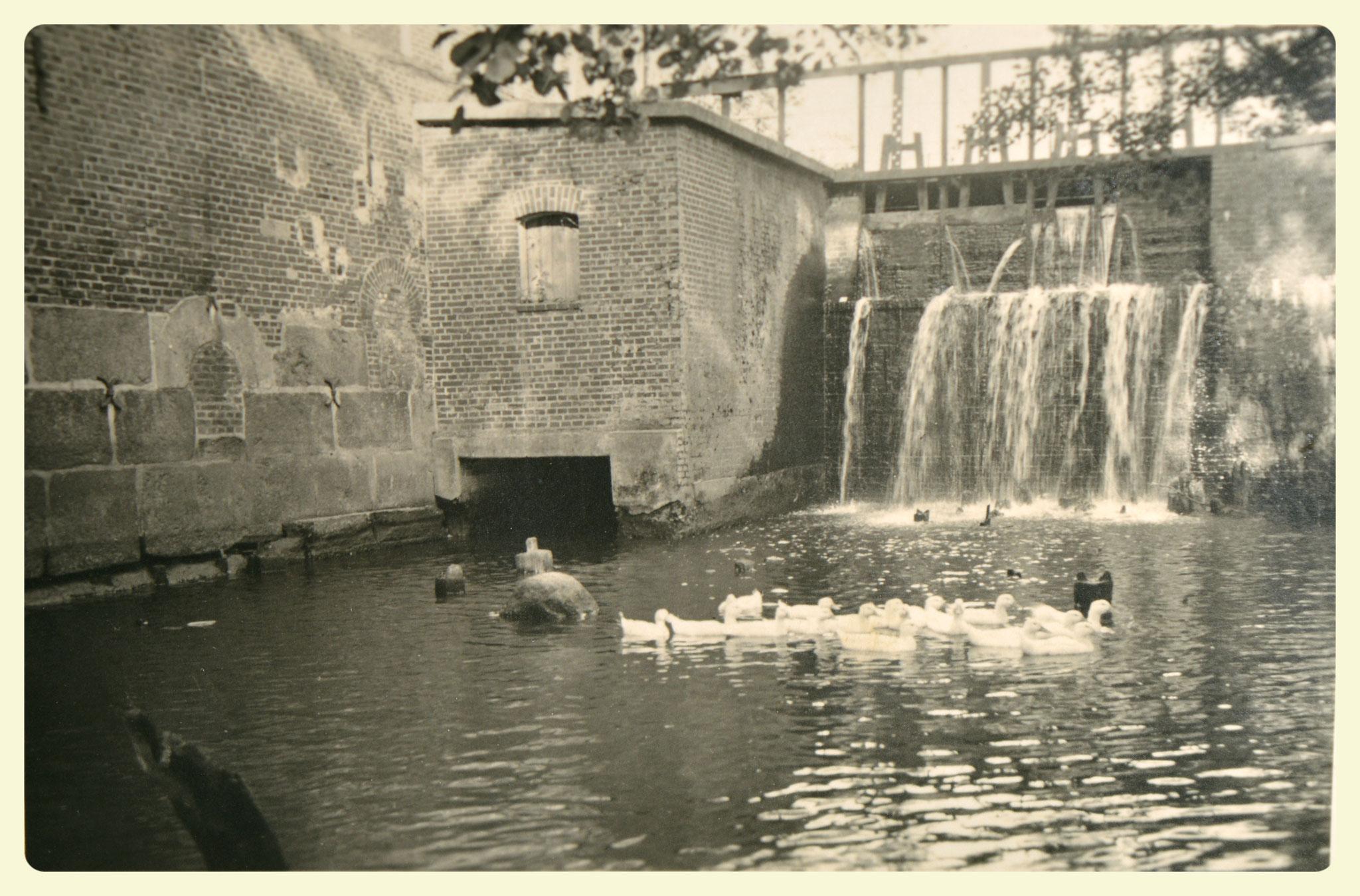 Mühle -damals-