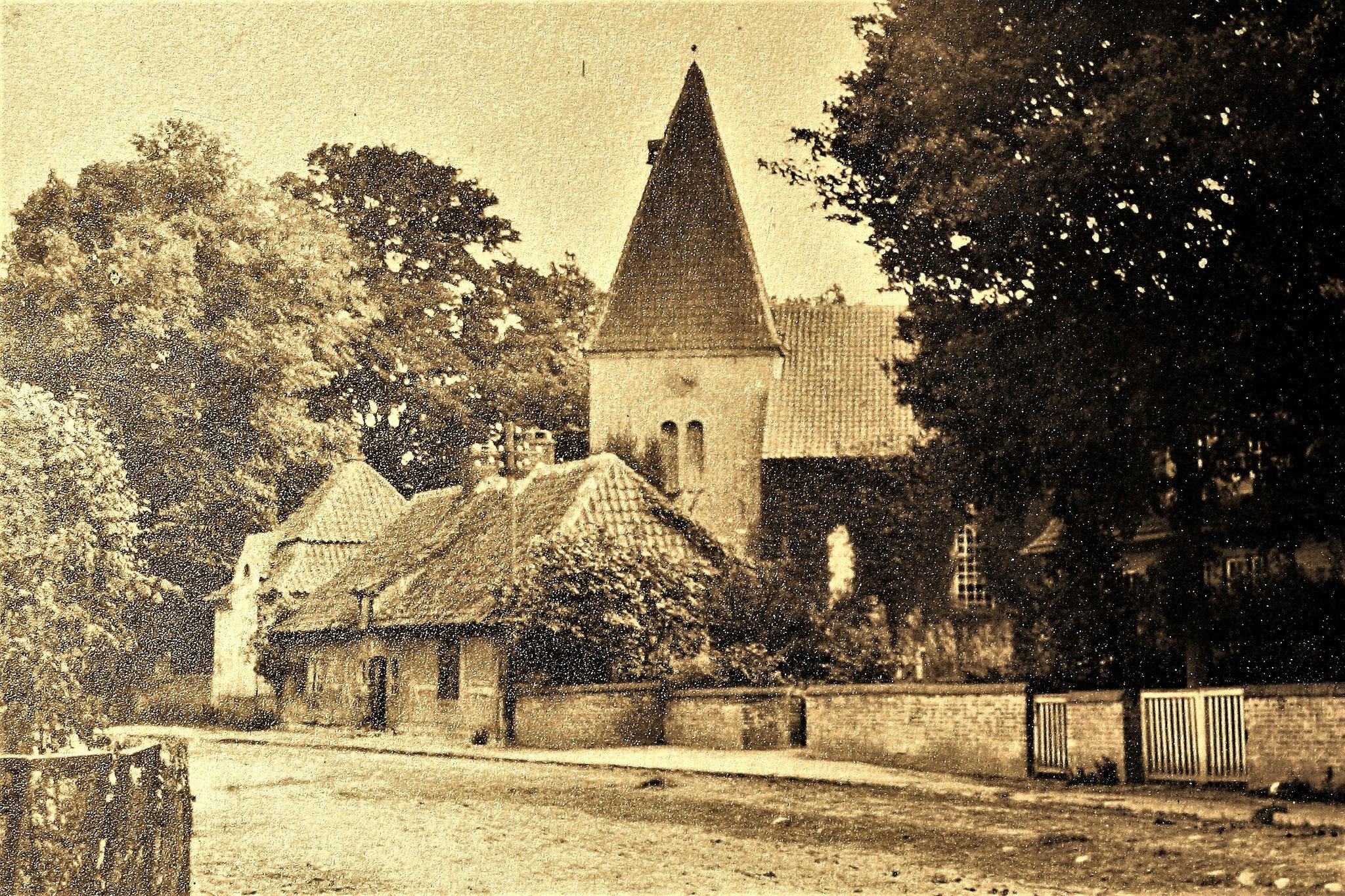 Kirche -damals-