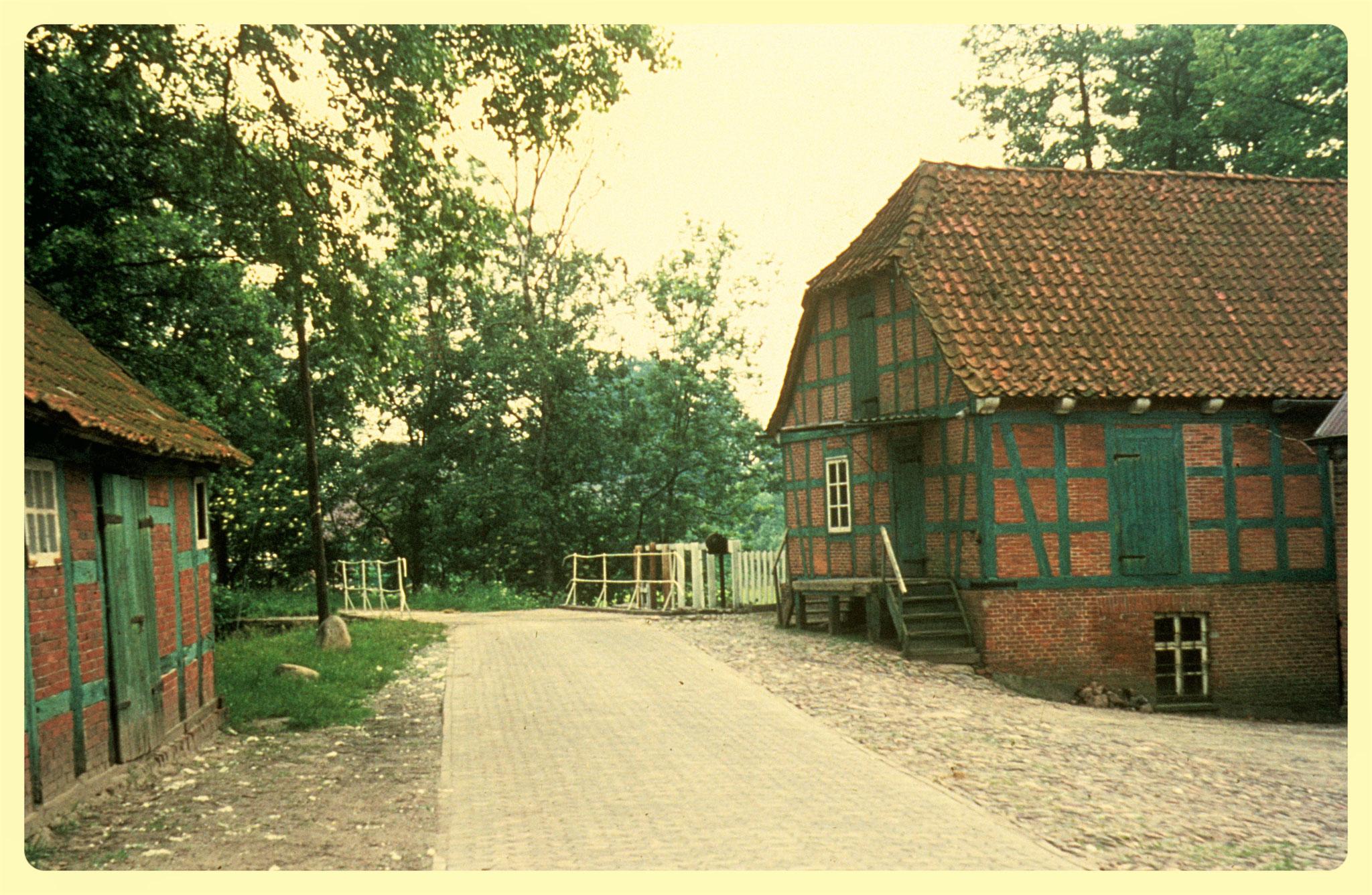 Am Mühlendamm -damals-