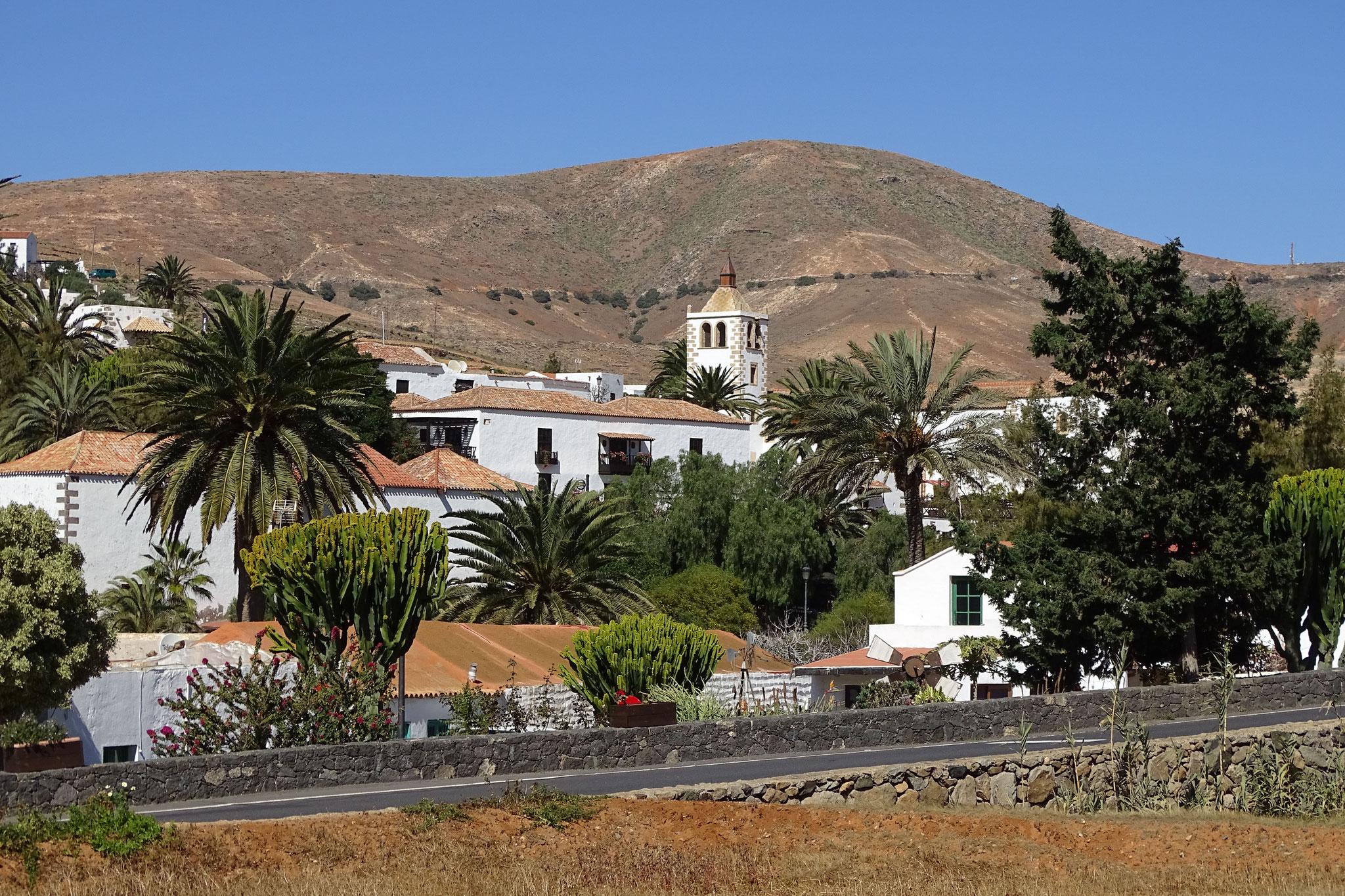 Betancuria ist die alte Inselhauptstadt und hat sich hübsch herausgeputzt