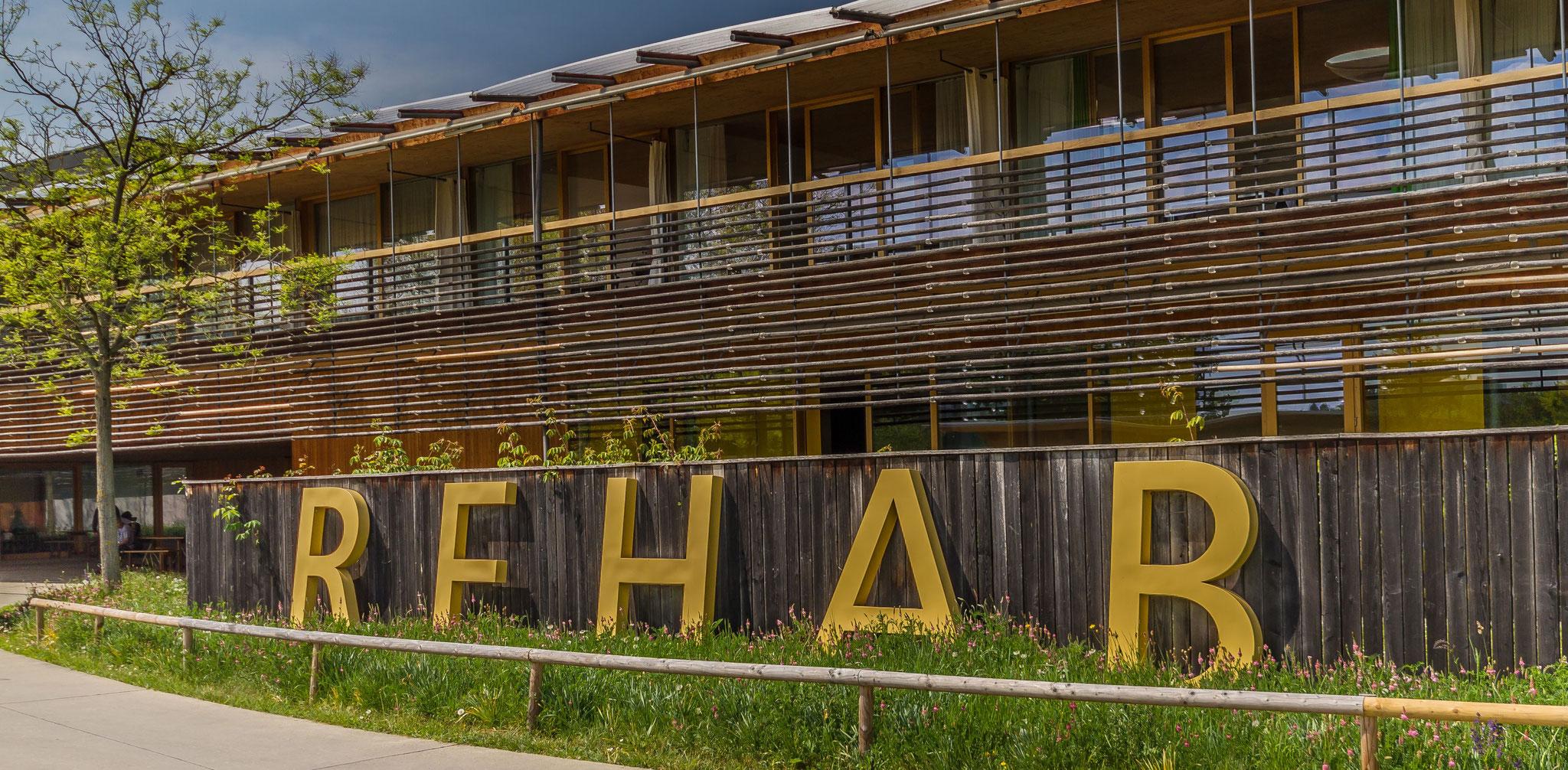 Willkommen im REHAB Basel