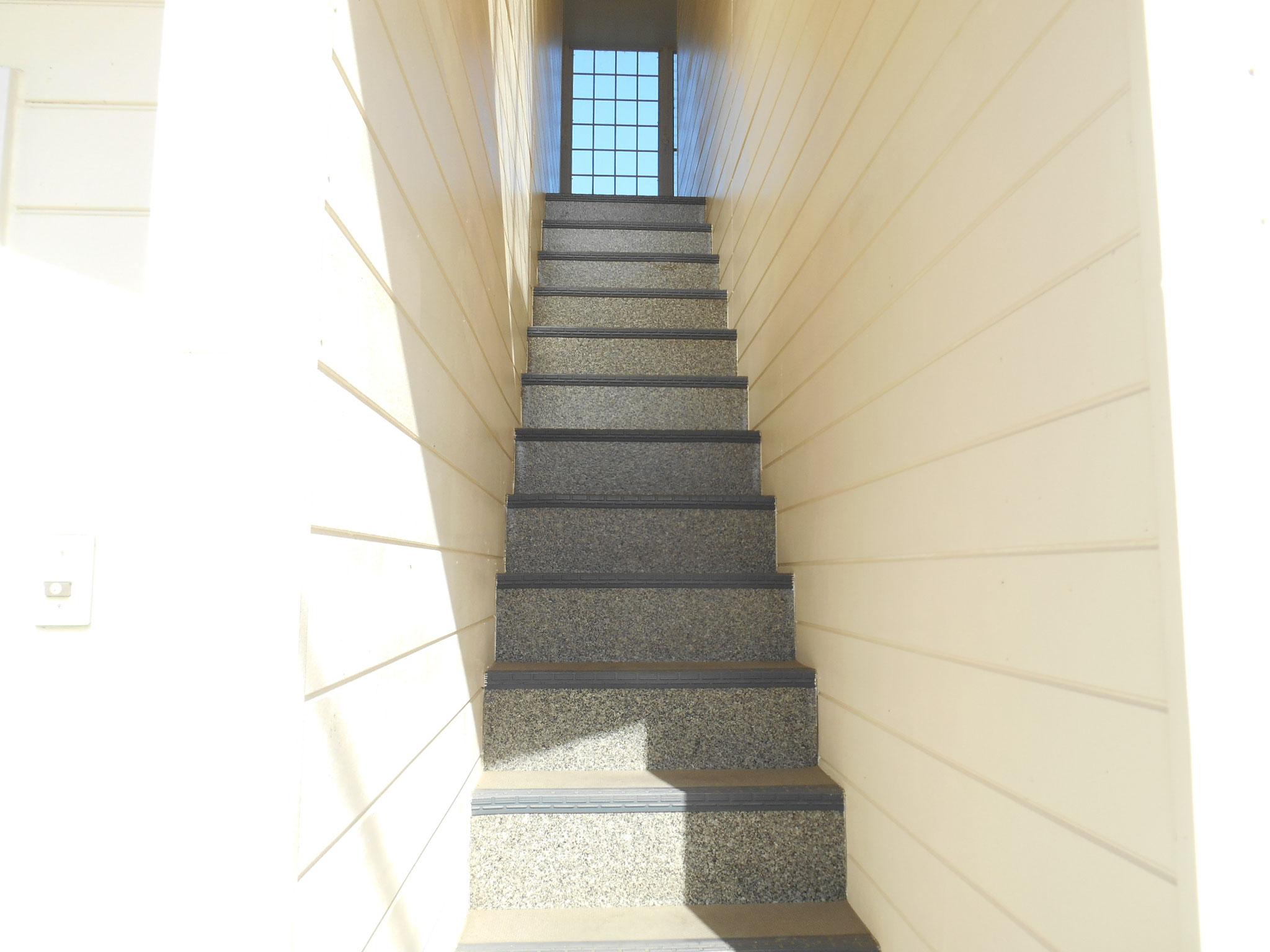階段の先に見える未来