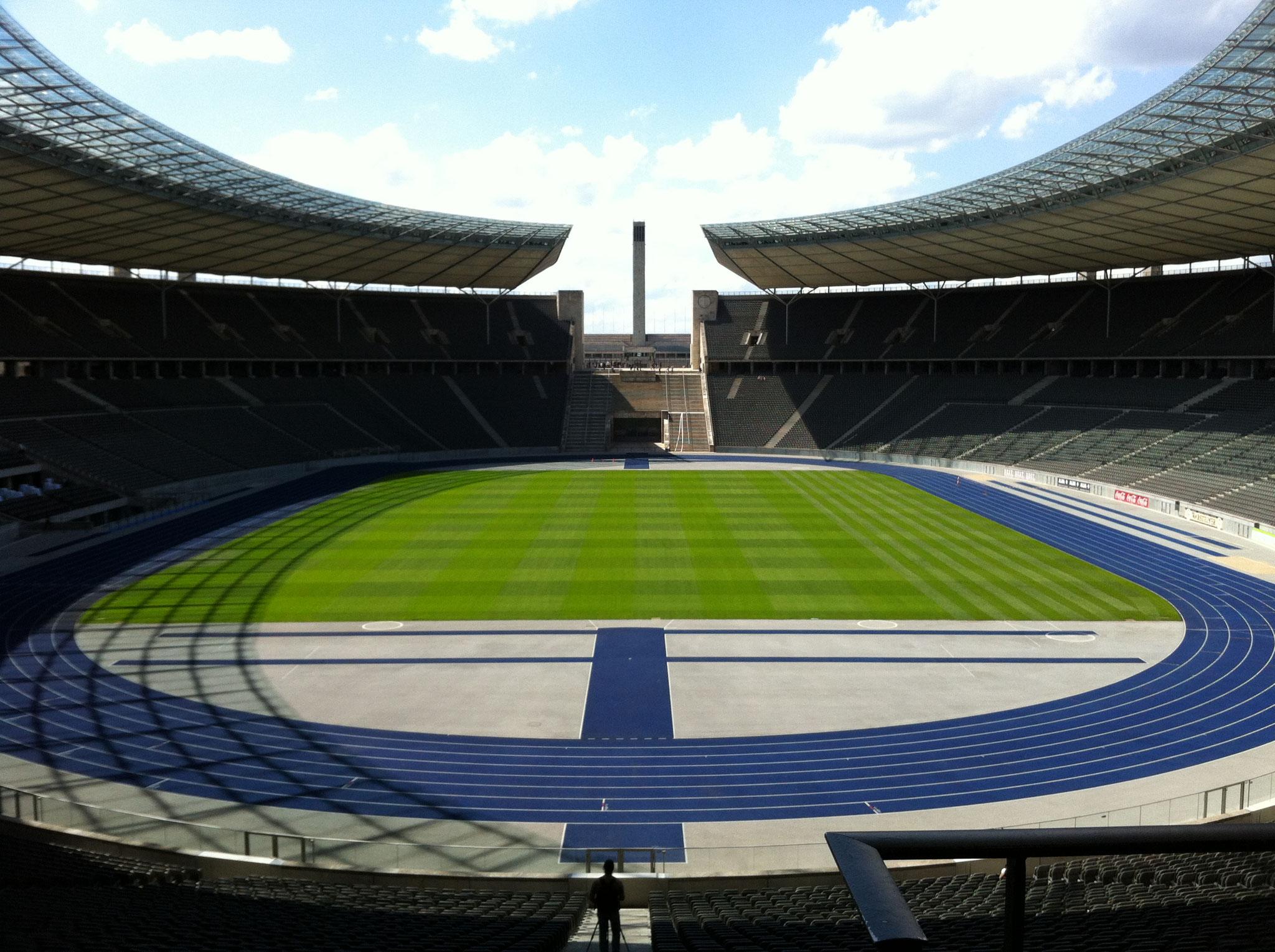 Berlin Olympiastadion Marathontor