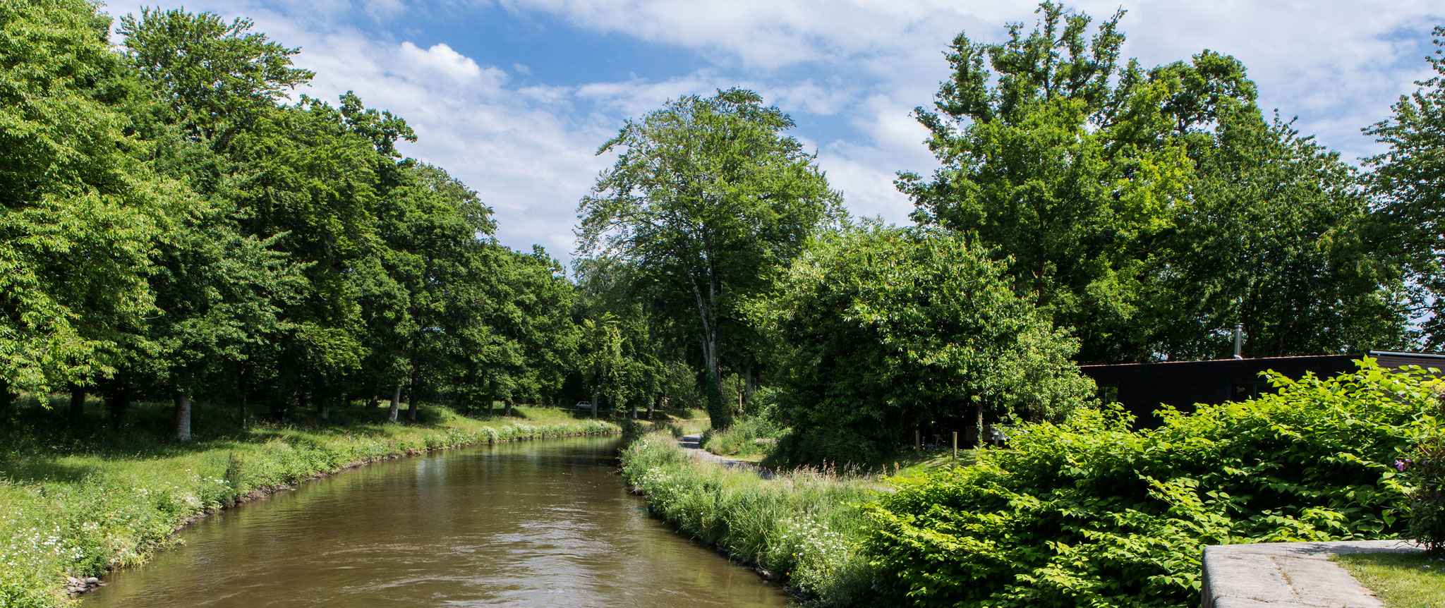 Le Canal d'Ille et Rance