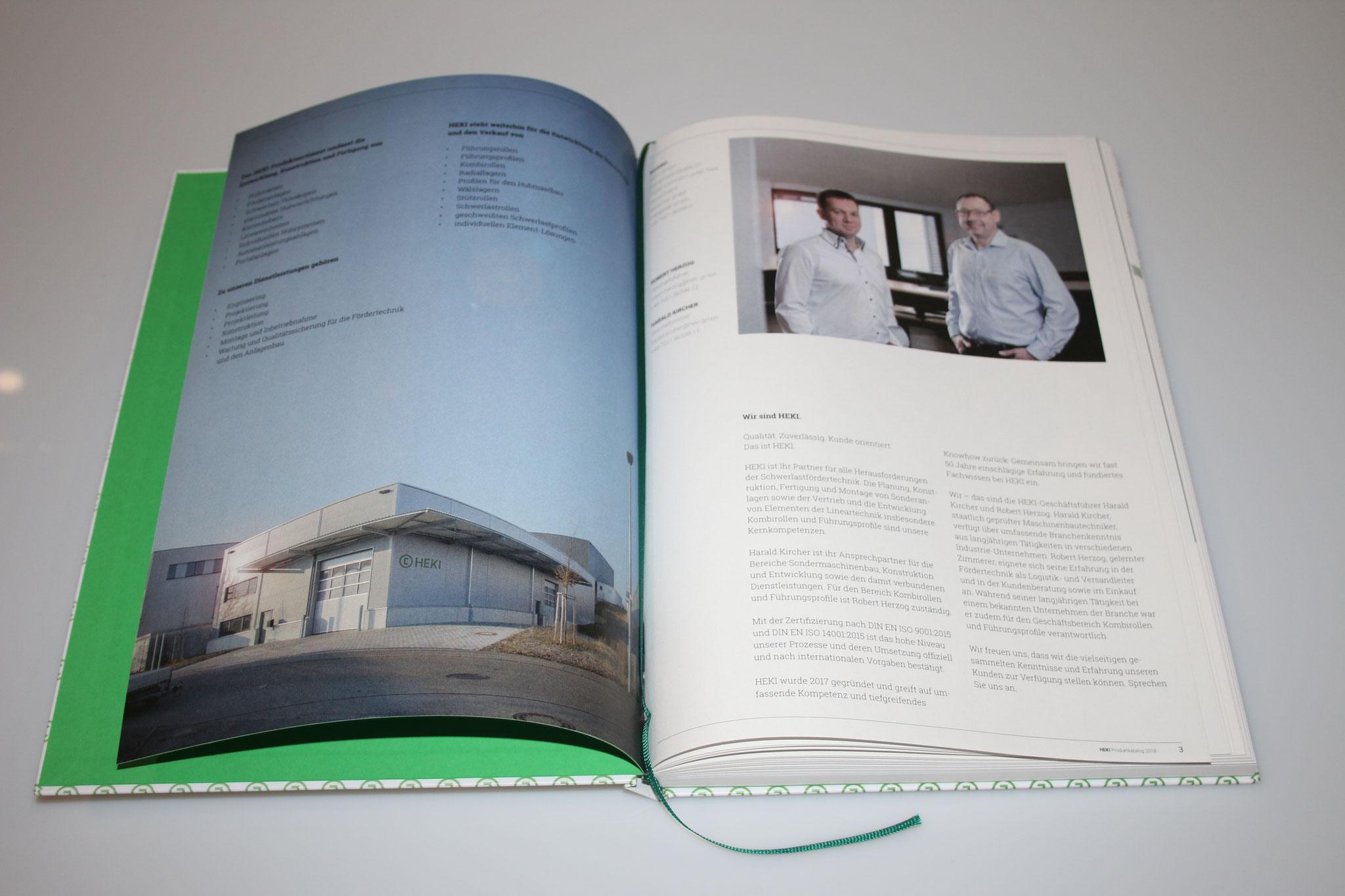Auflage 100 Stück, Fadenheftung, Digitaldruck, Hardcover, Leseband