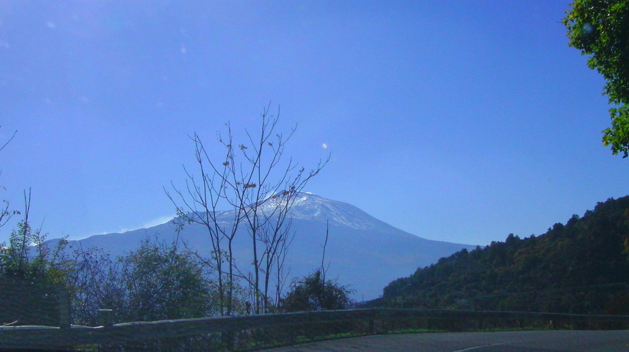 Von Patti Marina aus unterwegs zum Etna.