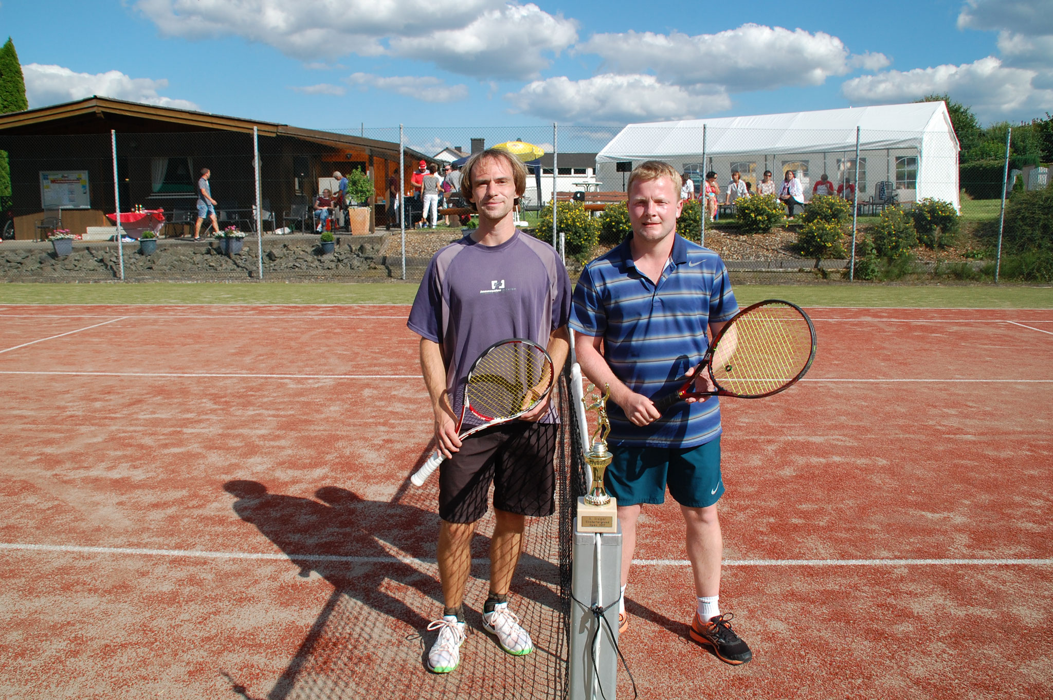 Finalisten: Bastian Christ / Sascha Heinmoeller
