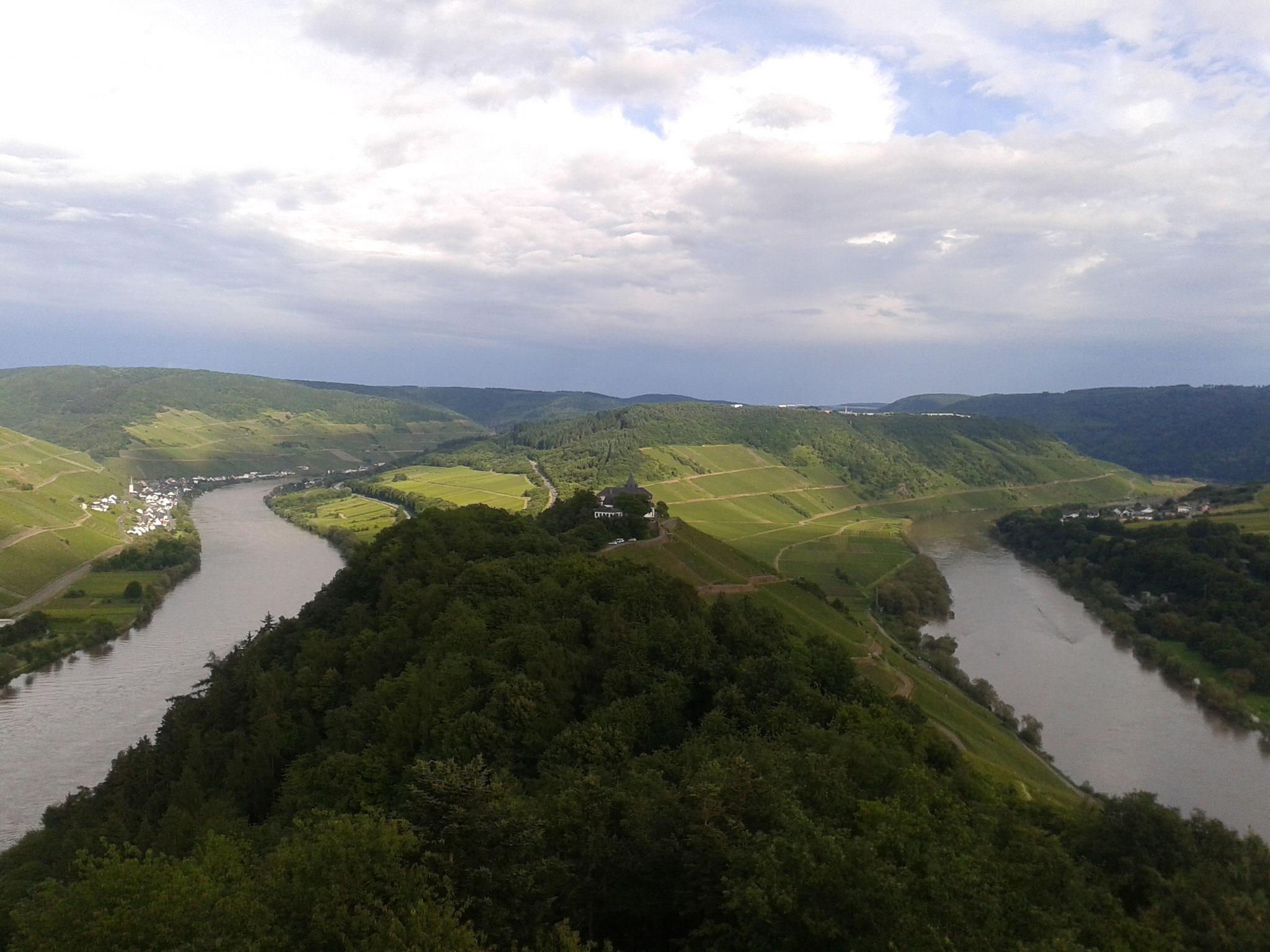 Mosel-Radtour Trier-Koblenz 2016