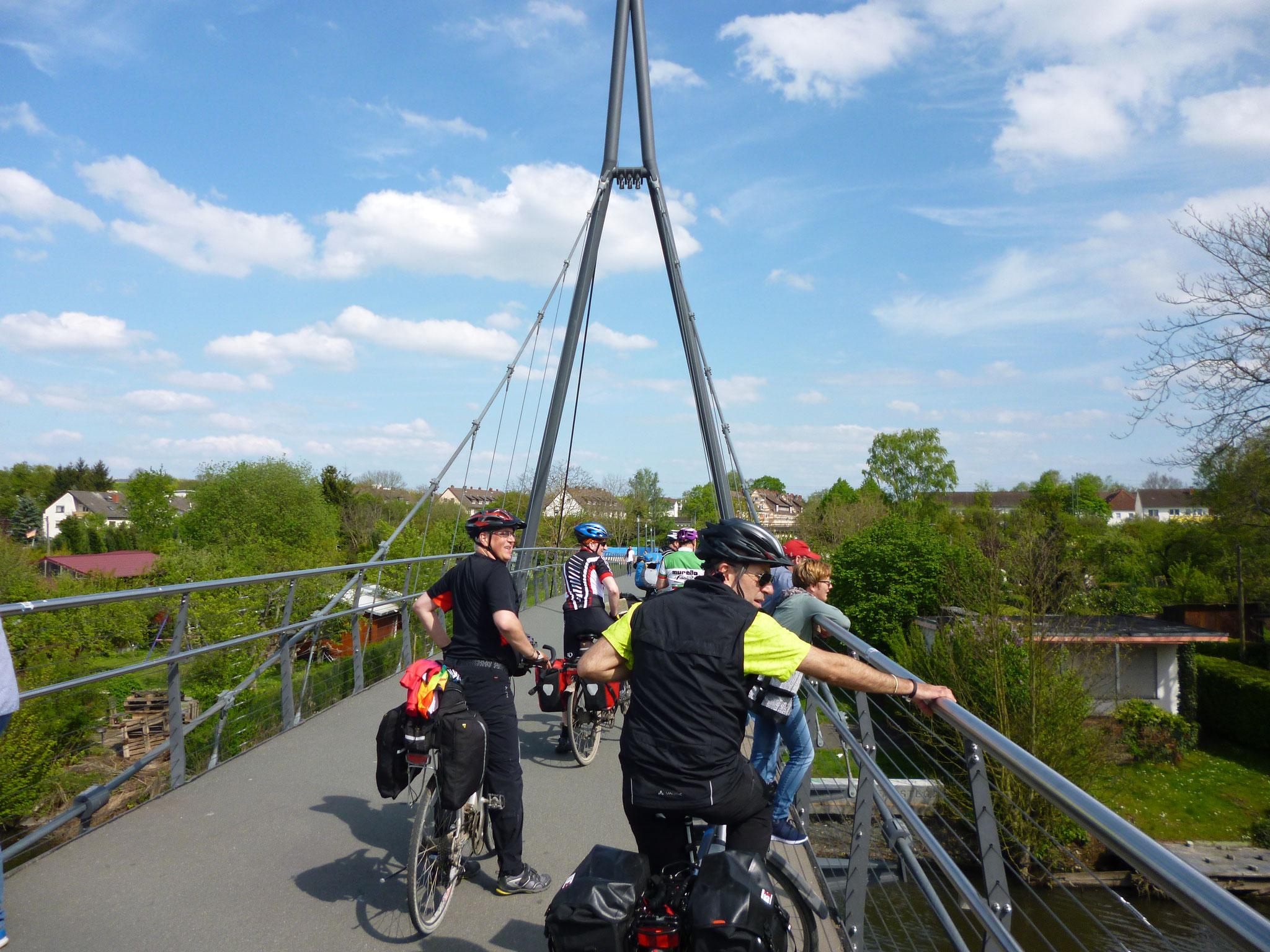 Lahn-Radtour 2017