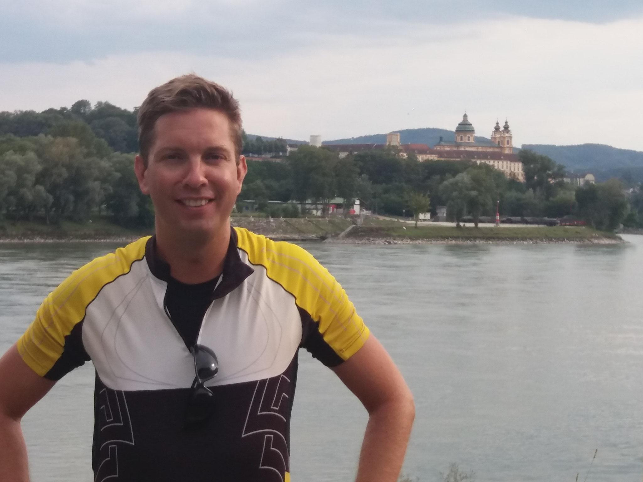 Donauradtour Regensburg-Wien 2018