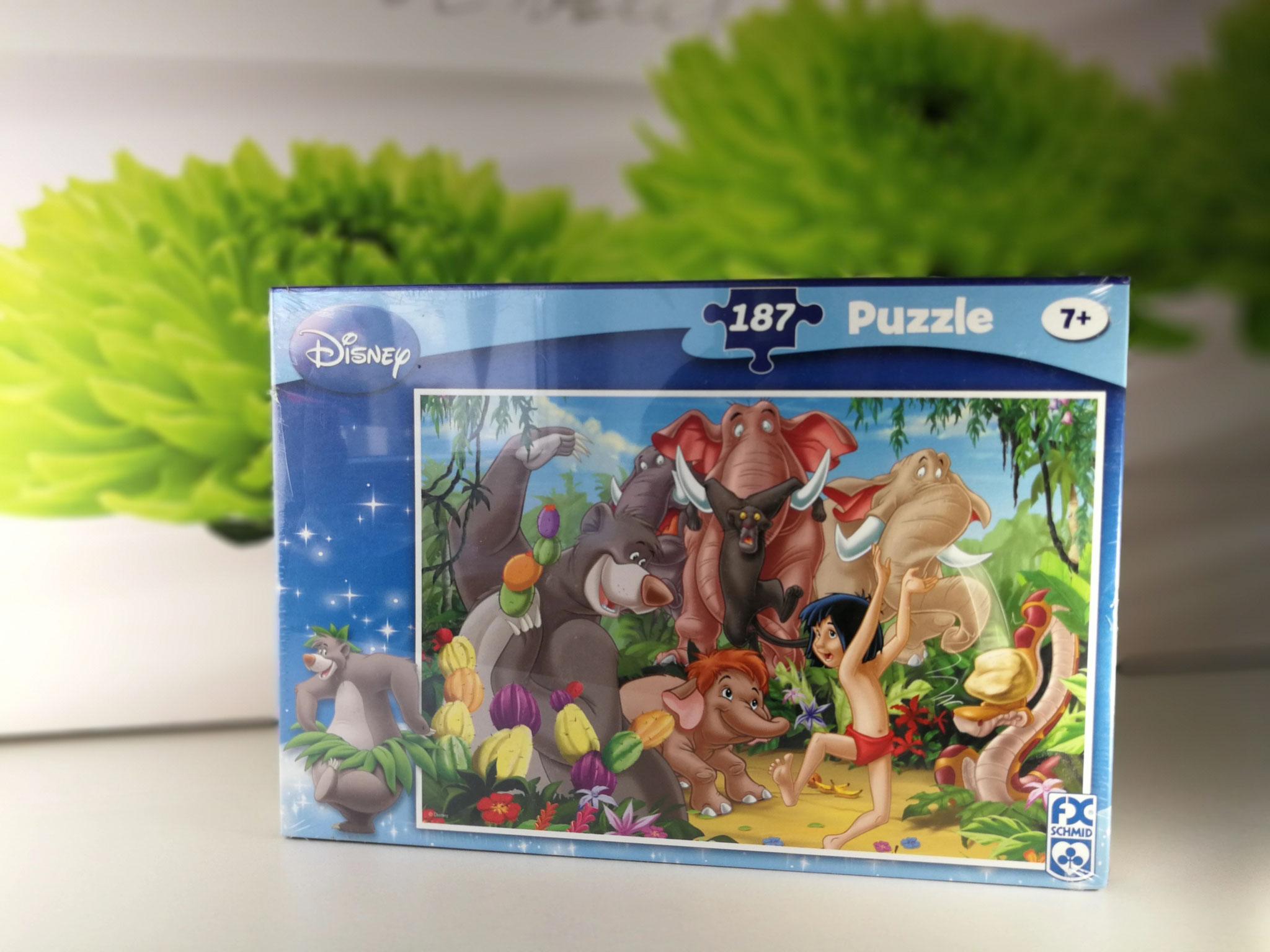 Kinderpuzzle - 2000 Punkte
