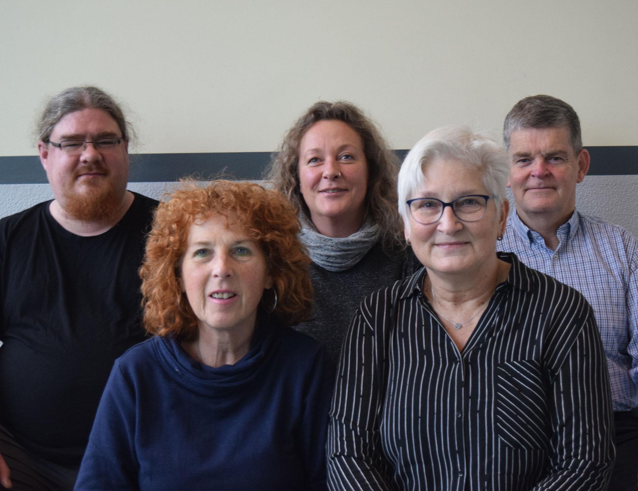 Pädagogische Mitarbeiter der Nachmittagsbetreuung  (Februar 2020)