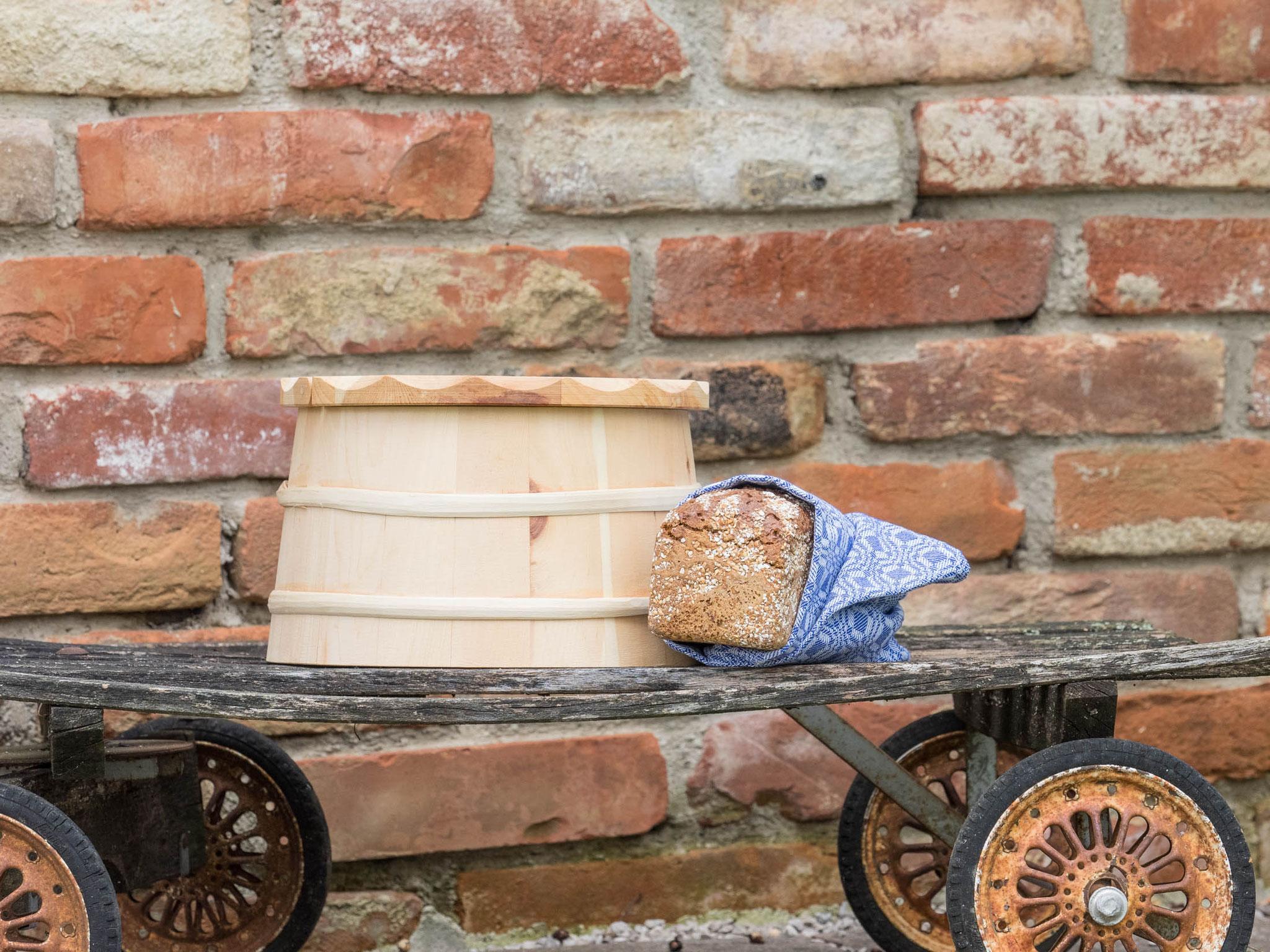 Brotdose für den 1-3 Personen Haushalt