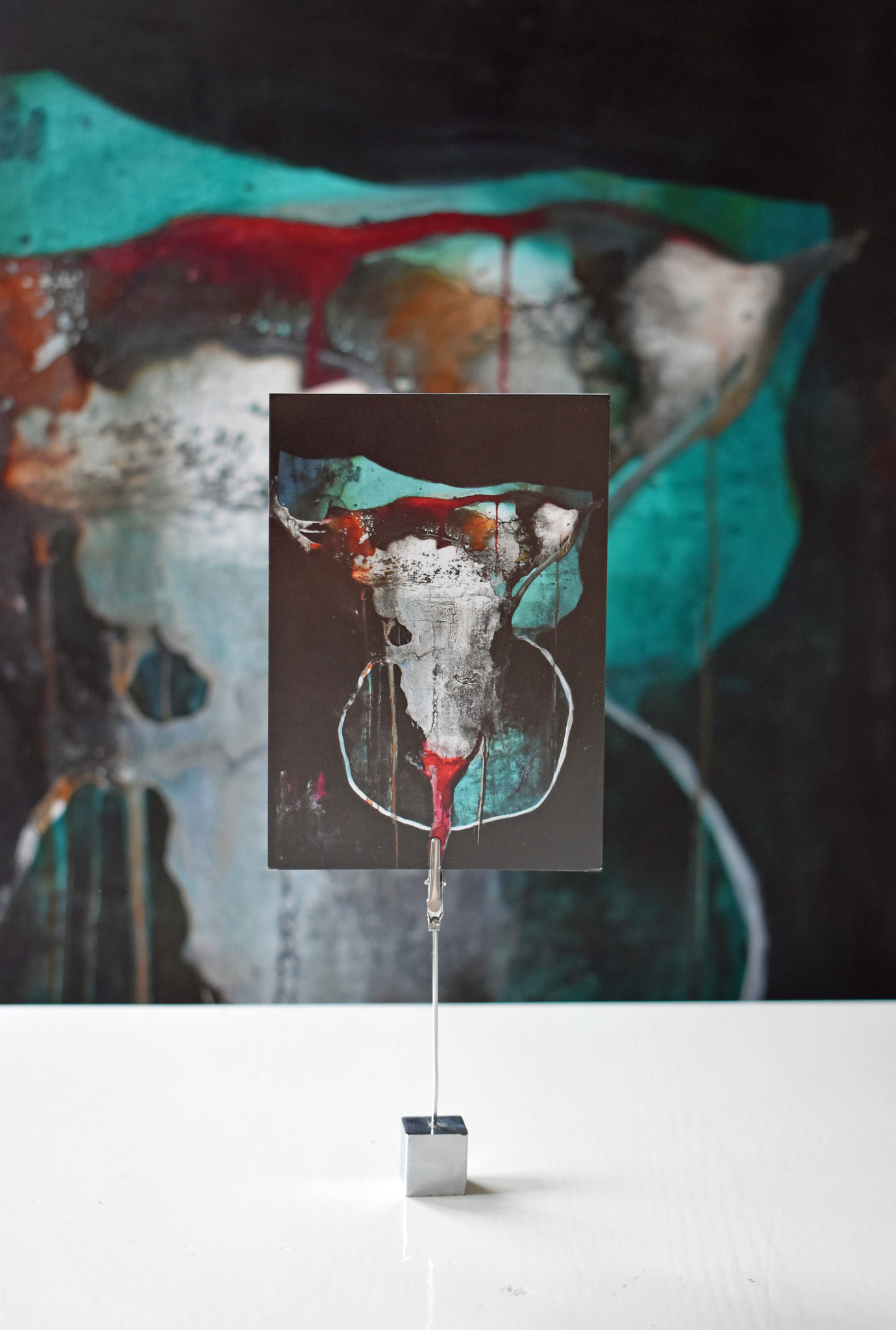 """Urbulle"" Postkarten (5 Stk.), €12,90"