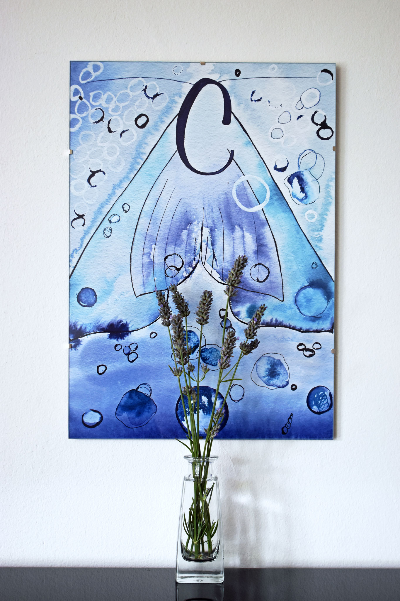 """C"" Nursery Collection Print DIN A3, € 39.-"