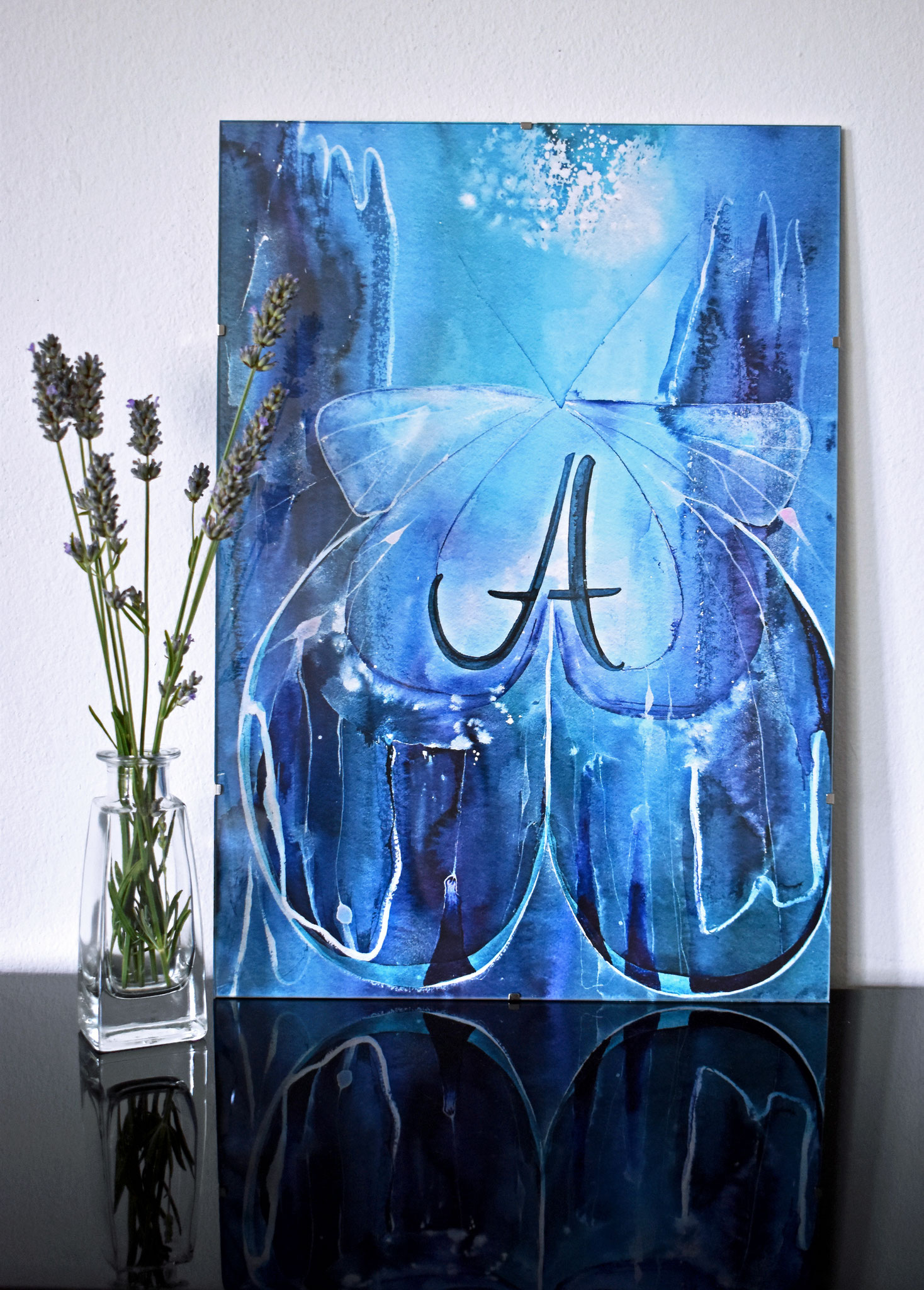 """A"" Nursery Collection Print DIN A3, € 39.-"