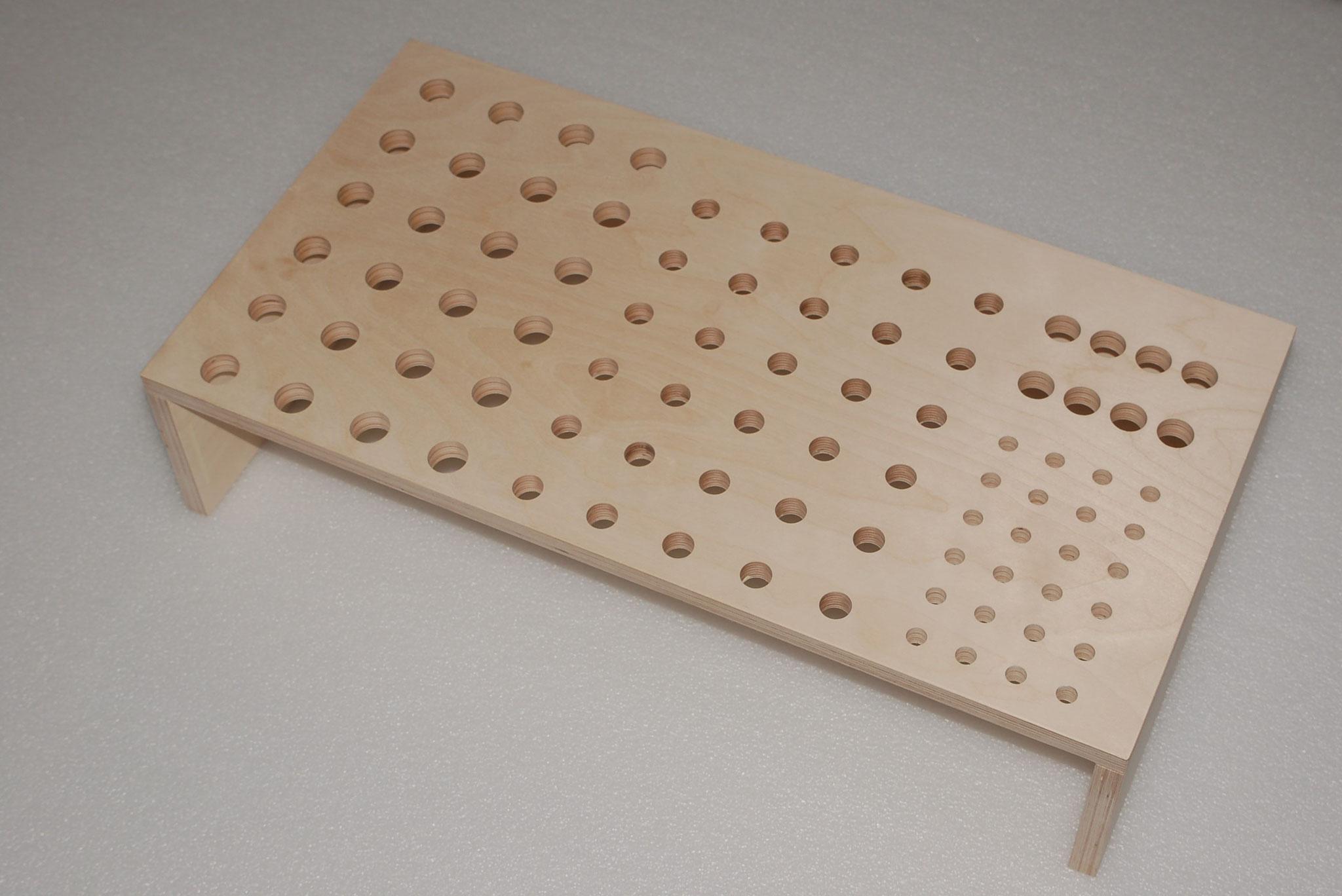 Werkzeugbank aus Holz