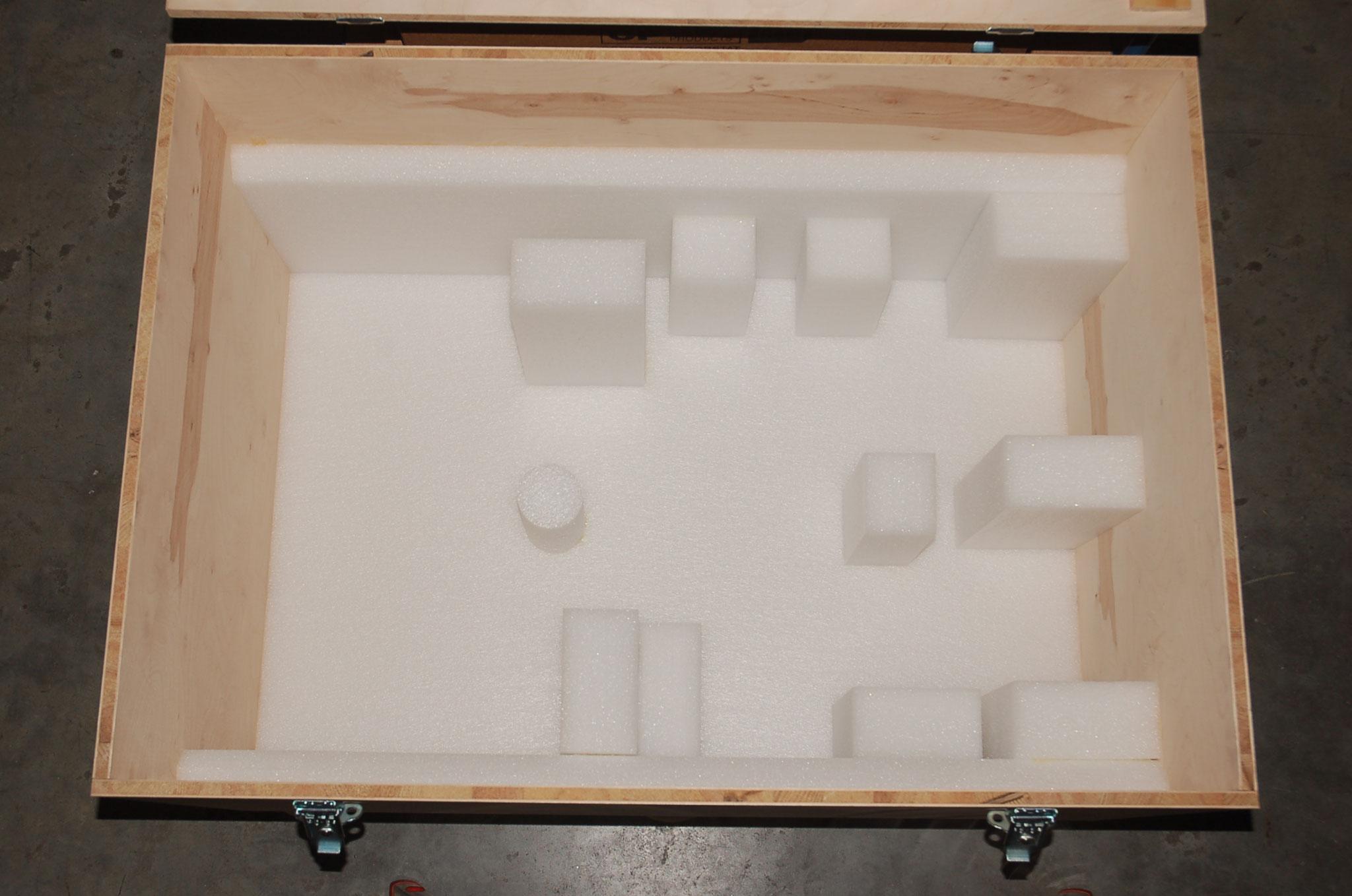 Pendelbehälter für Montage-Baugruppe