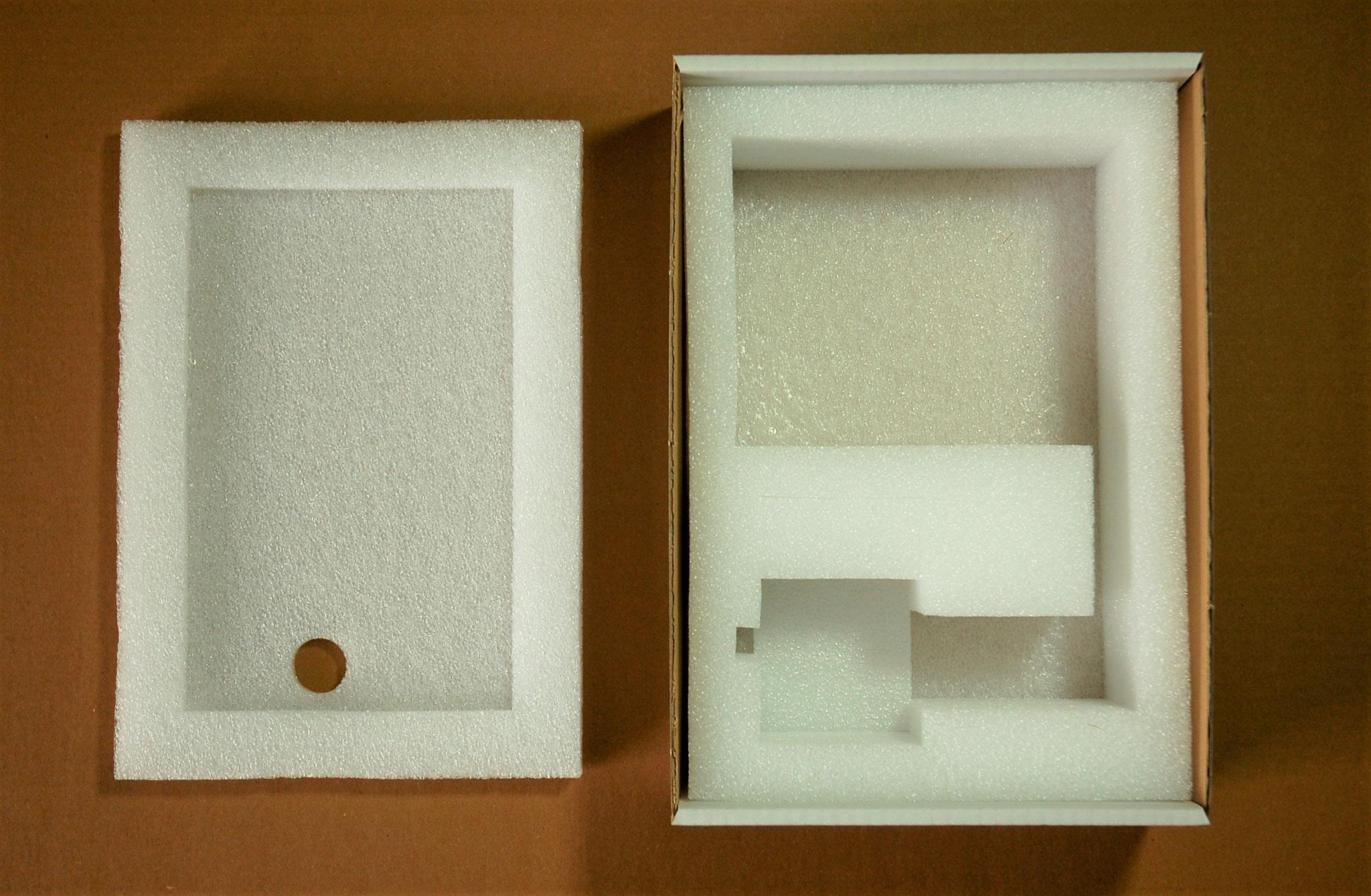 Verpackung für Baueinheit
