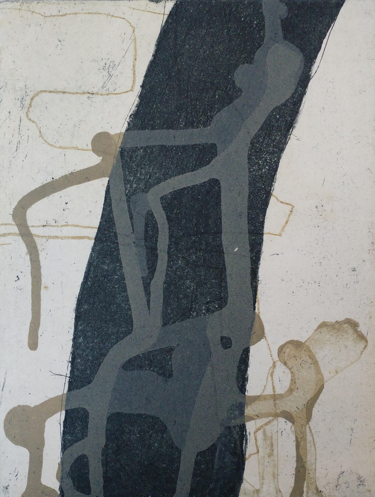Ets, aquatint, 20x15 cm 2018