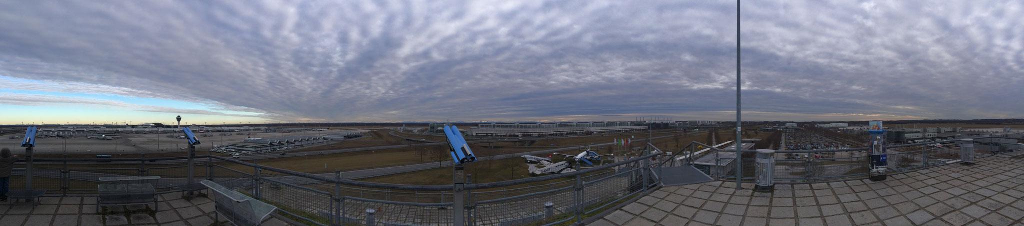 Visitor Platform Airport Munich, Germany (2014)