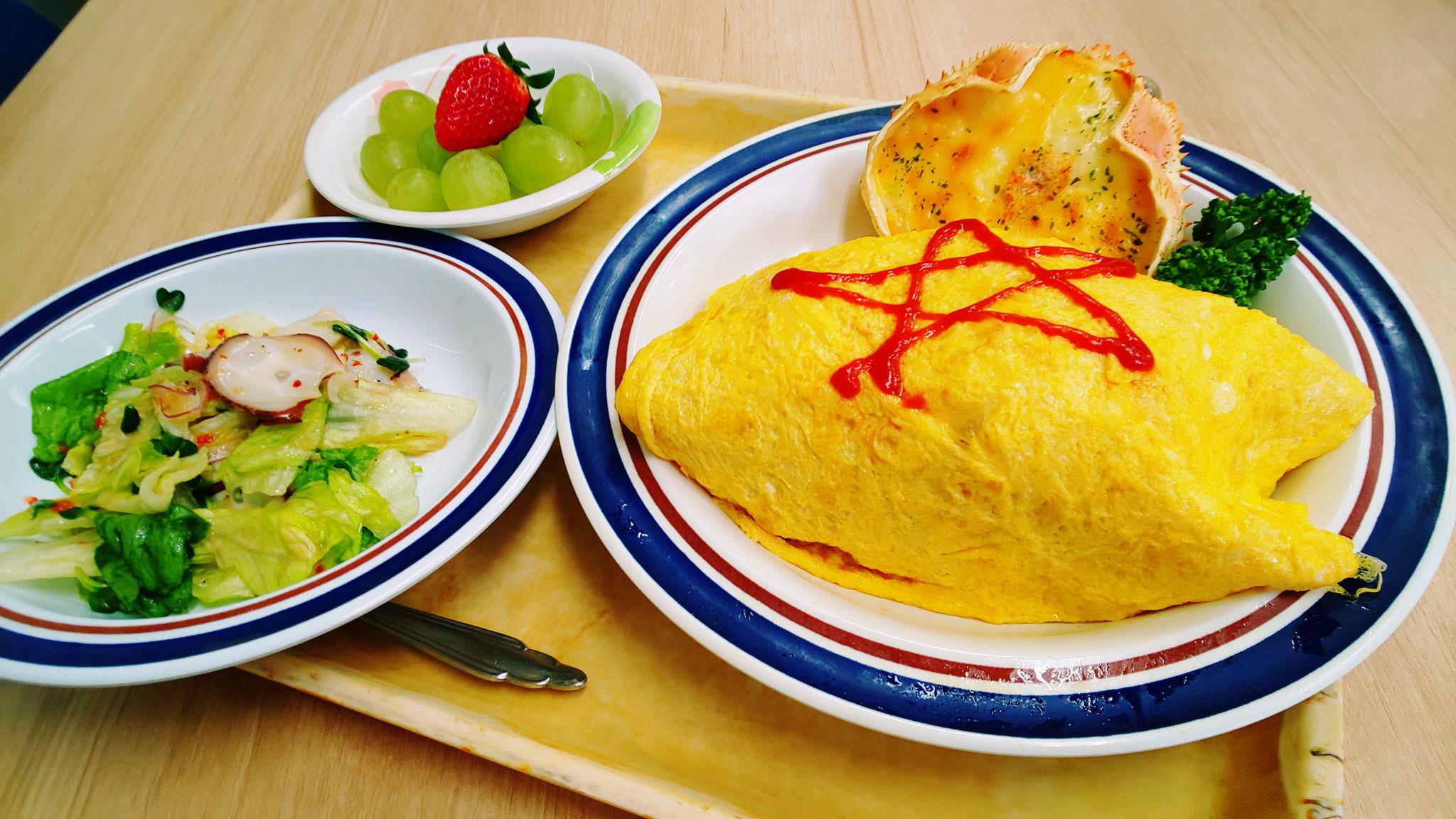 昼食6(クリスマス)