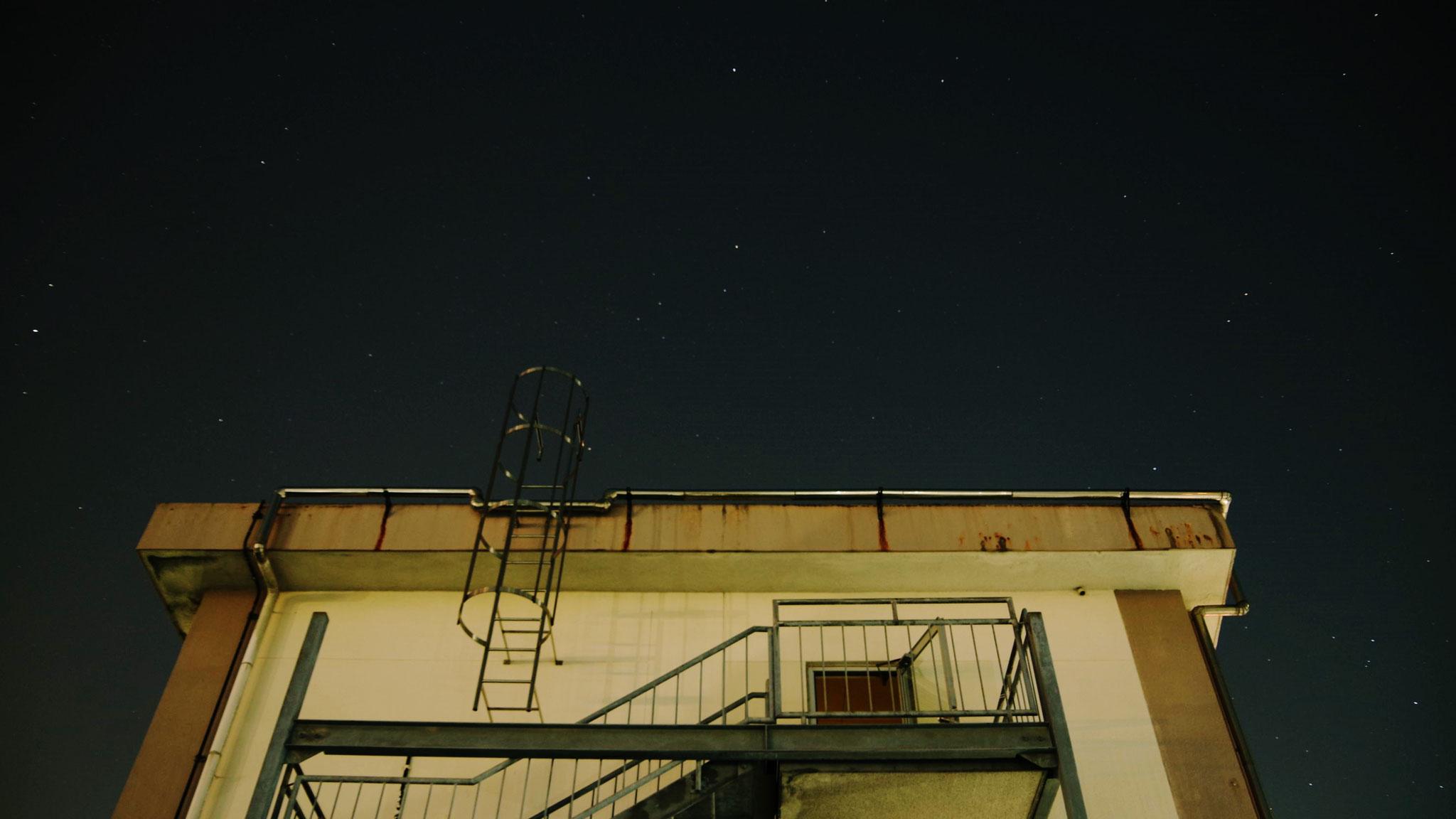 甲突の夜景