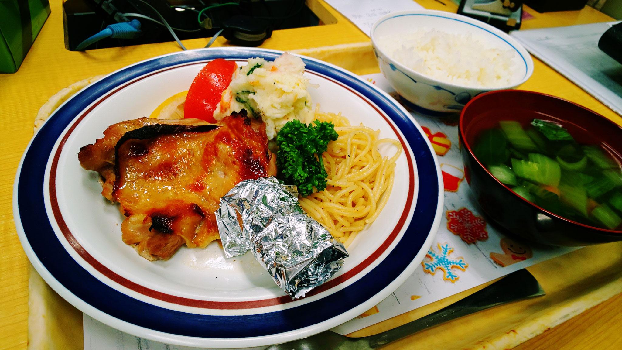 夕食1(クリスマス)