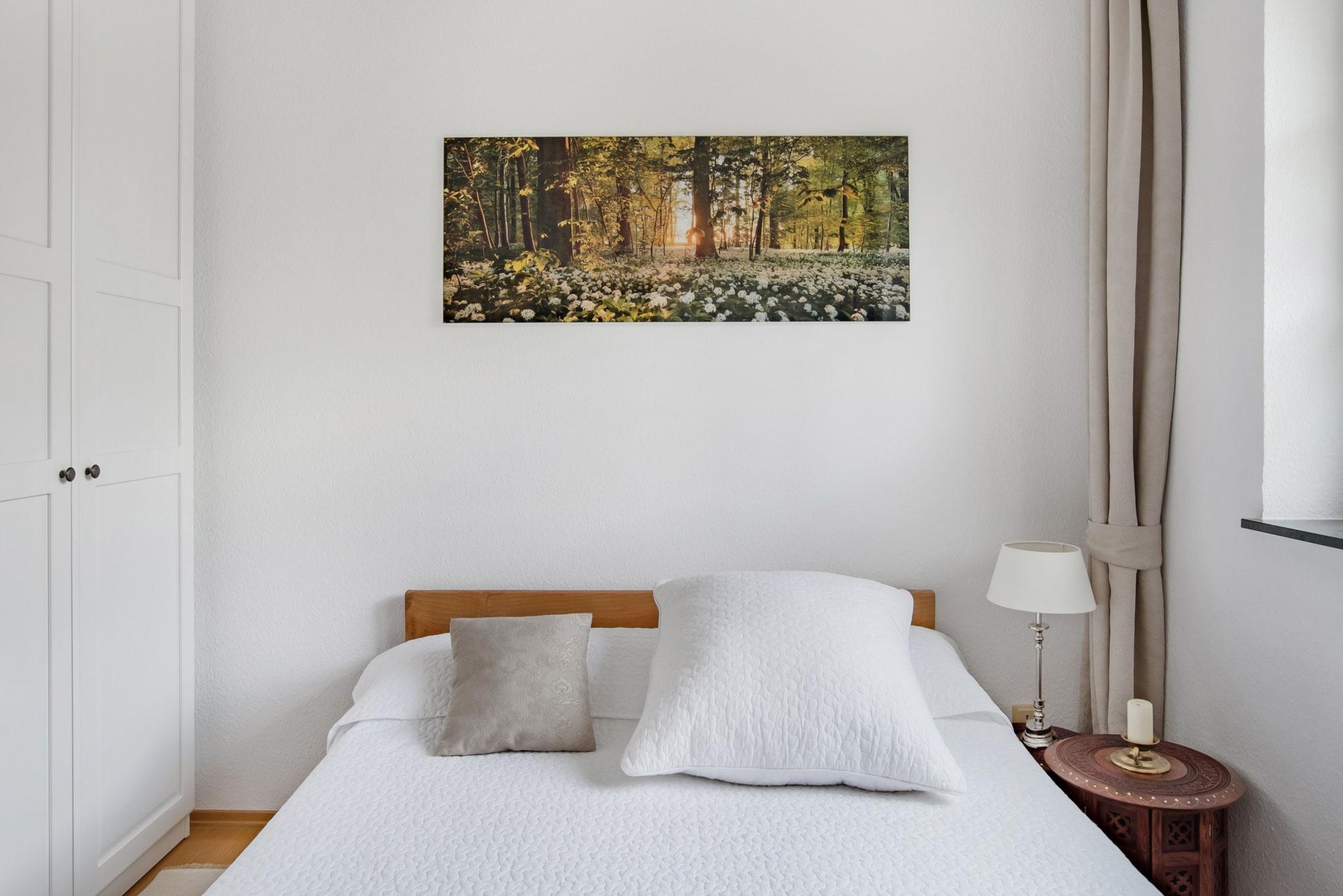 Französisches Doppelbett