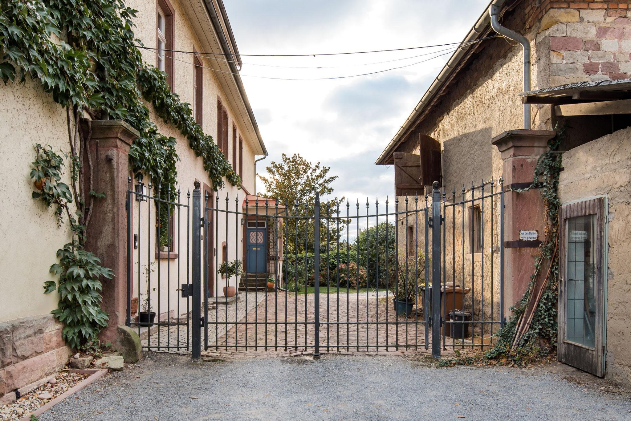 Herrenhaus und Alter Pferdestall