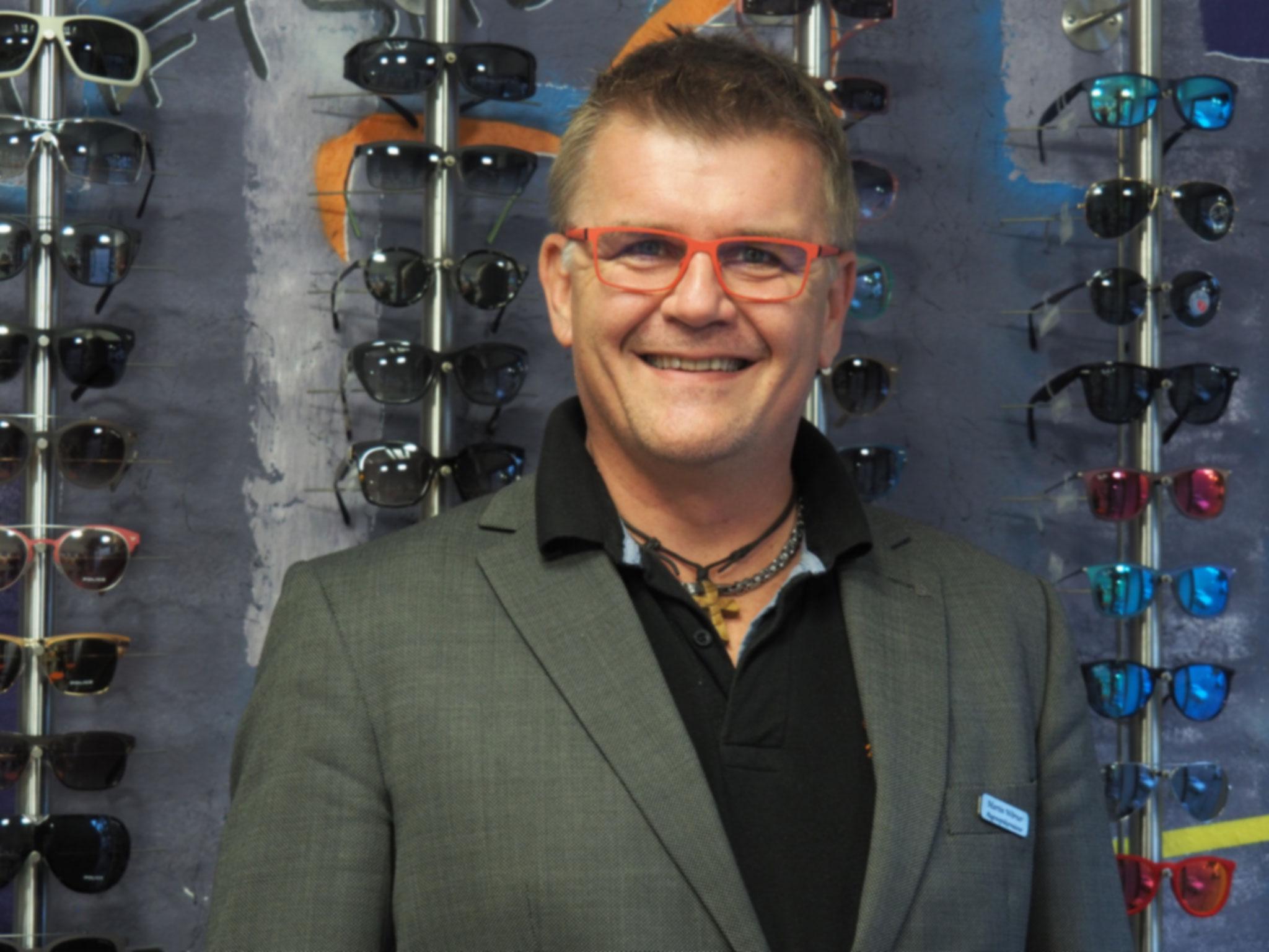 Martin Wörner, Augenoptikermeister