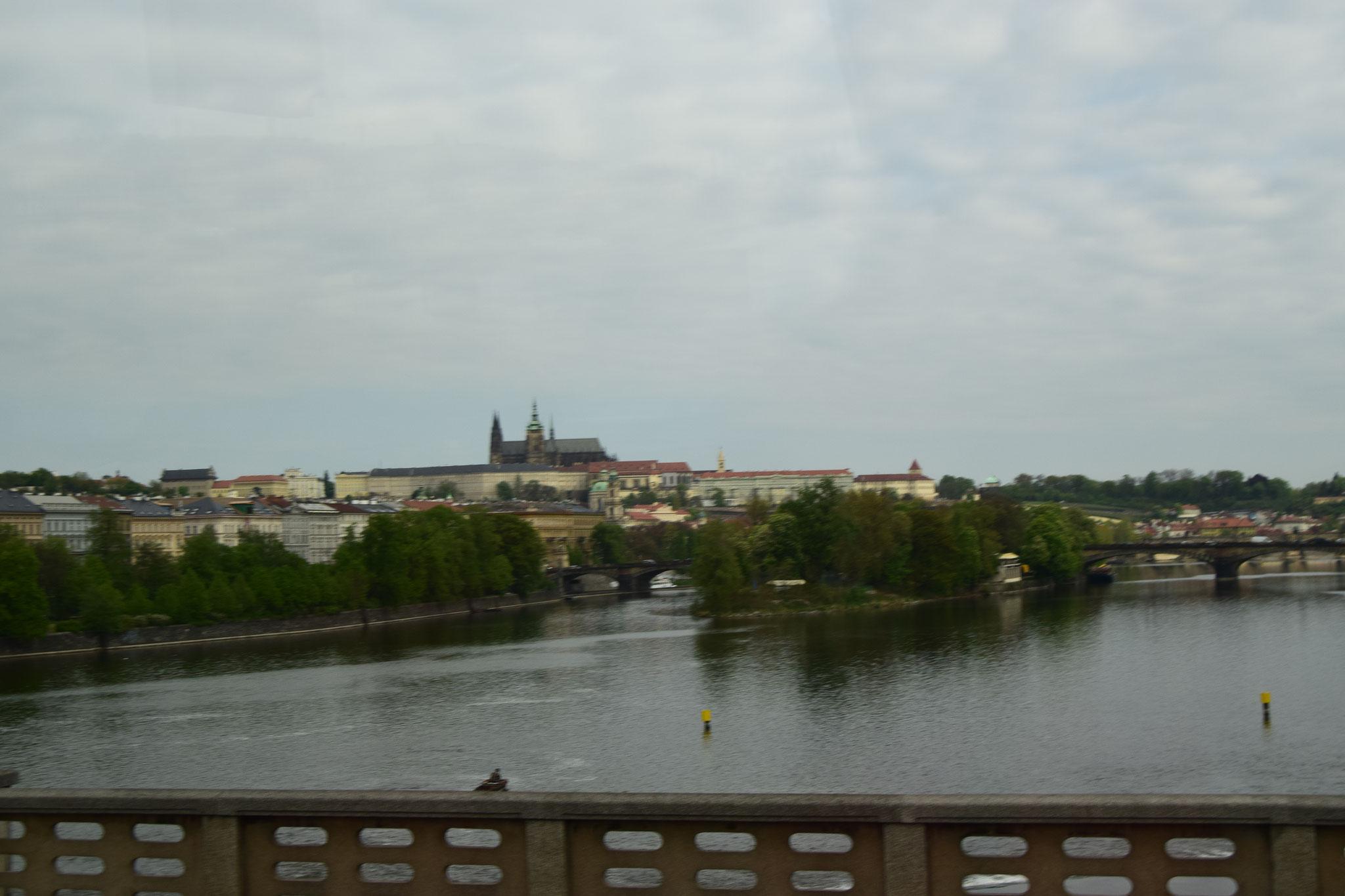 05-16 Prag, die goldene Stadt - begrüßt unsere Reisegruppe