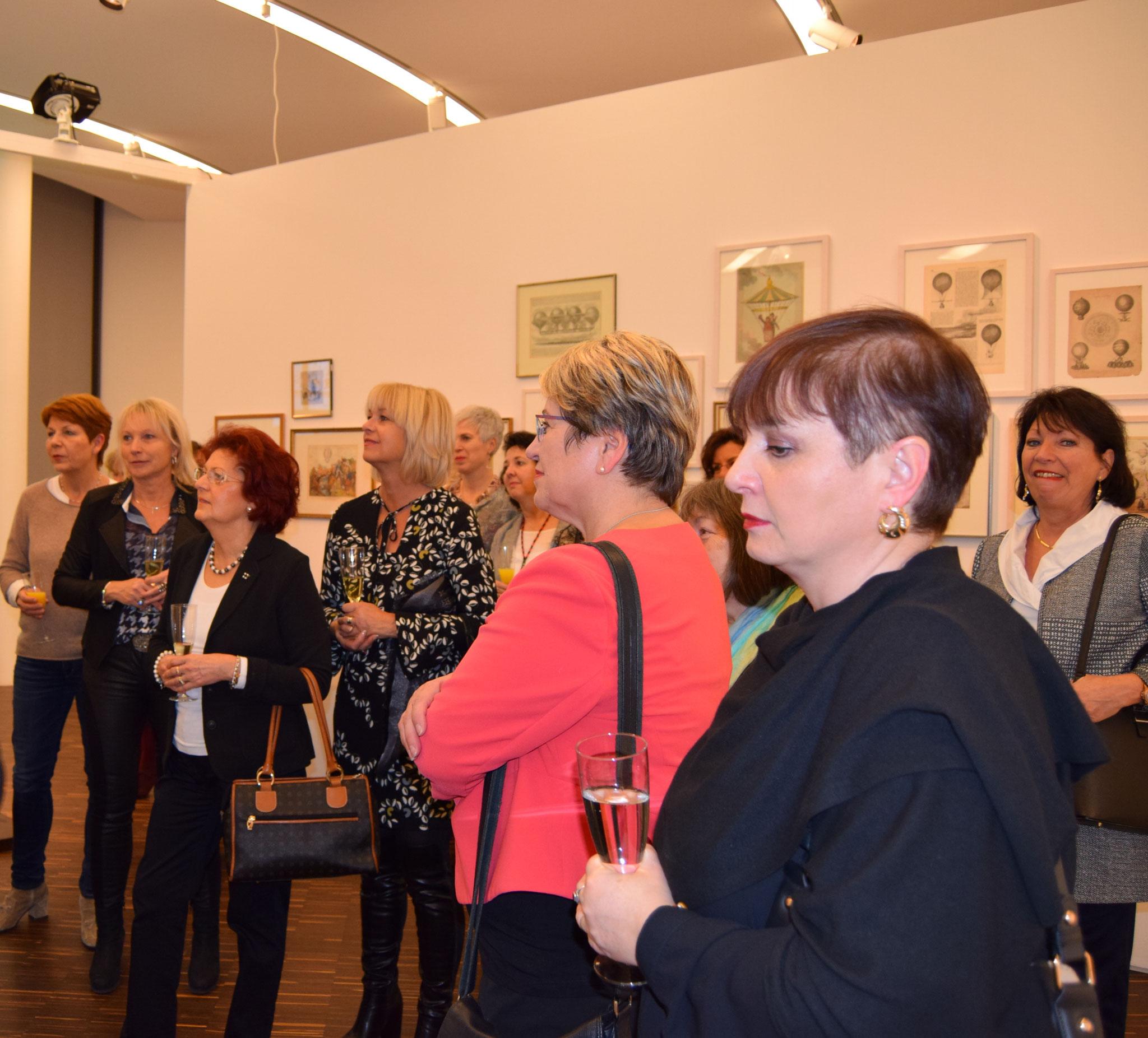 12-16 Empfang im Museum LA8 in Baden-Baden