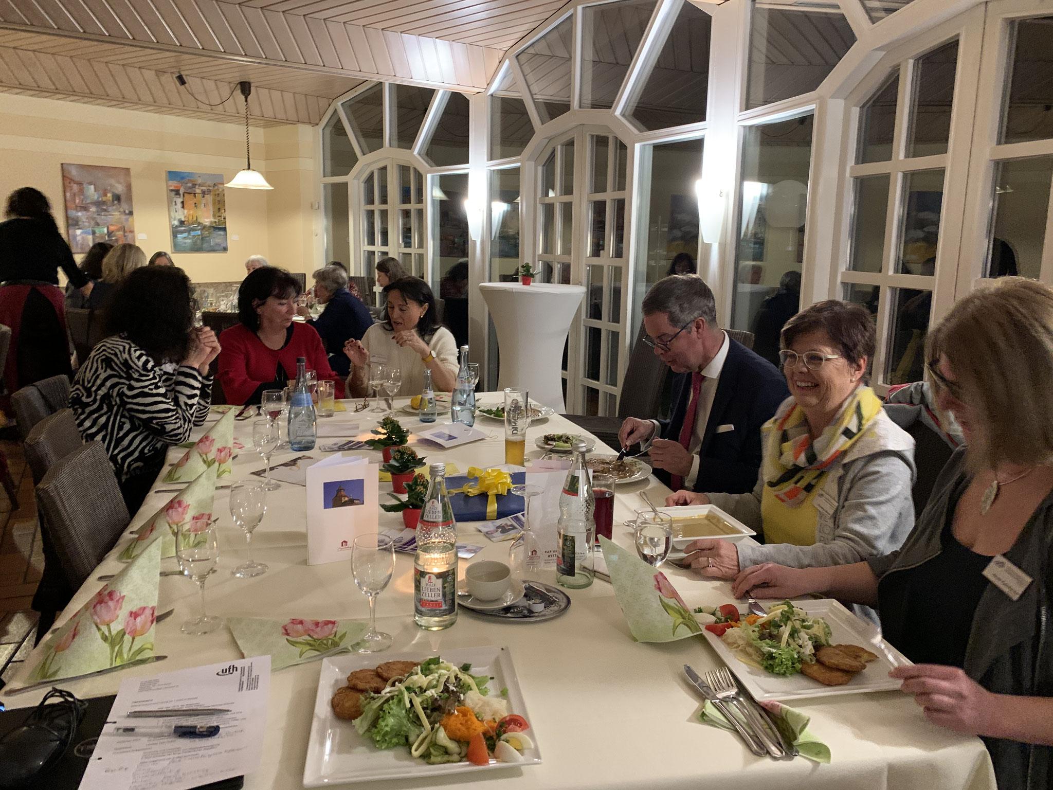 01-2020 gut besuchte Jahreshauptversammlung in Rastatt